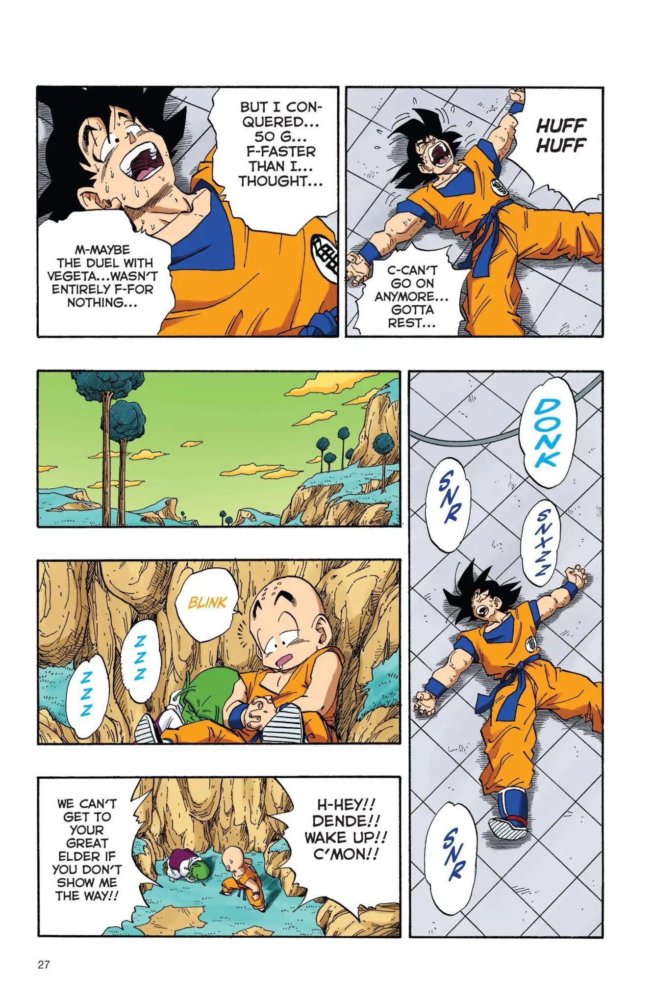 Dragon Ball Full Color Freeza Arc Chapter 19  Online Free Manga Read Image 10