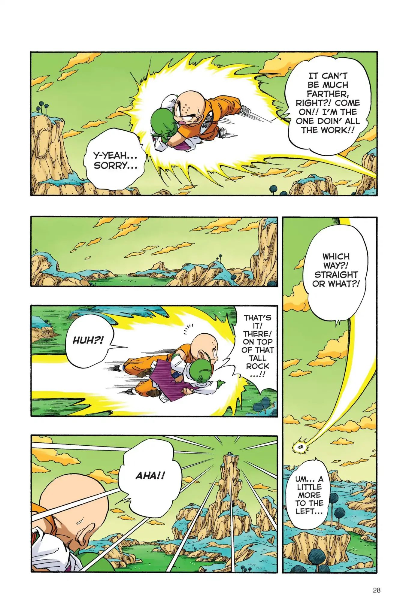 Dragon Ball Full Color Freeza Arc Chapter 19  Online Free Manga Read Image 11
