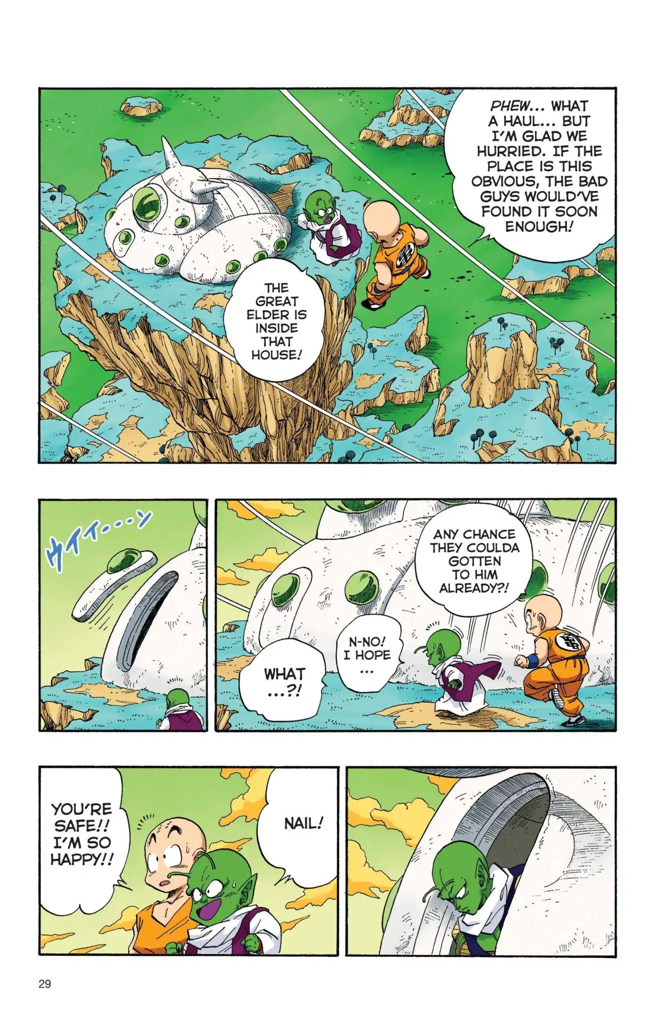 Dragon Ball Full Color Freeza Arc Chapter 19  Online Free Manga Read Image 12