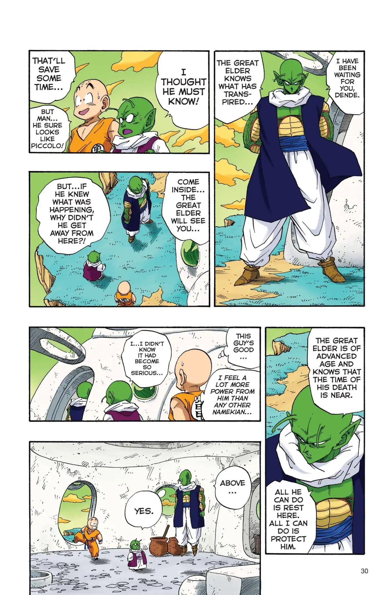 Dragon Ball Full Color Freeza Arc Chapter 19  Online Free Manga Read Image 13