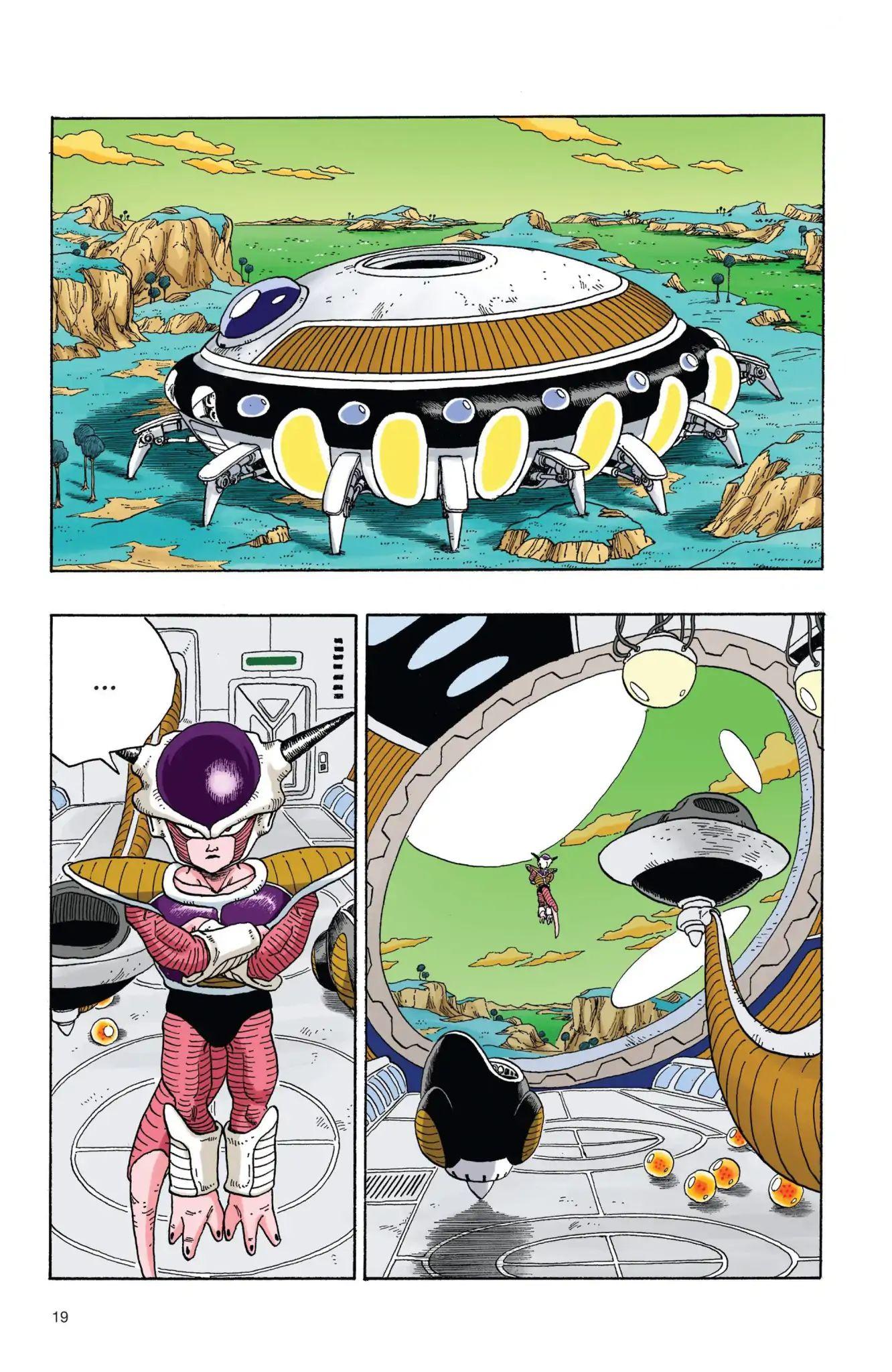 Dragon Ball Full Color Freeza Arc Chapter 19  Online Free Manga Read Image 2