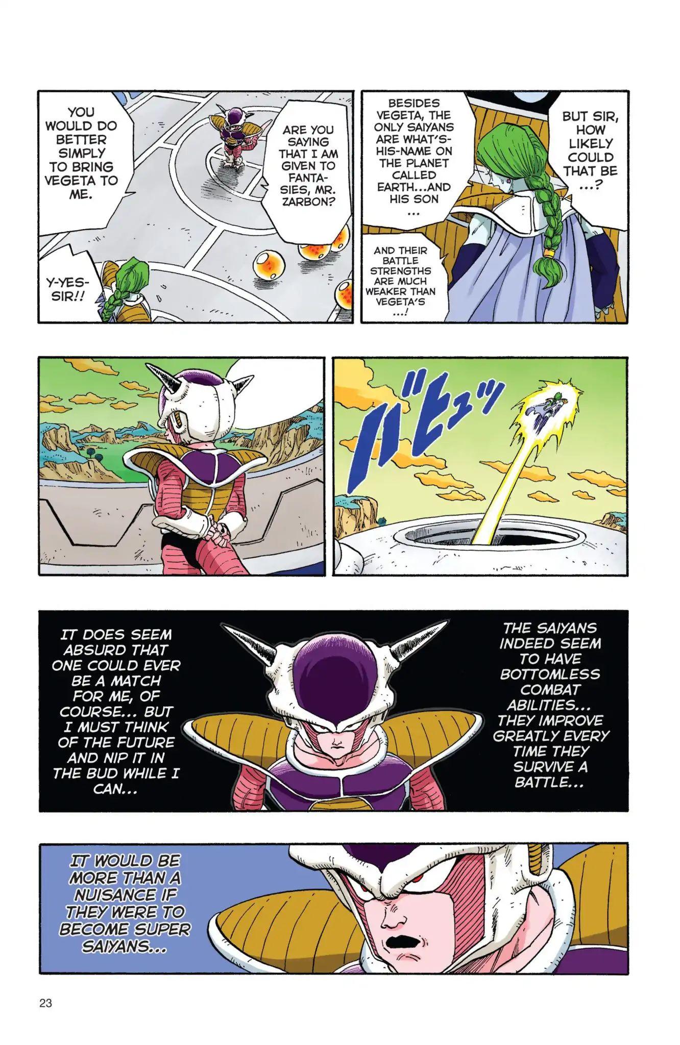 Dragon Ball Full Color Freeza Arc Chapter 19  Online Free Manga Read Image 6