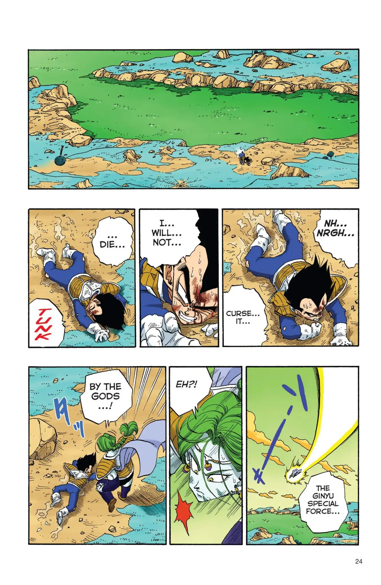 Dragon Ball Full Color Freeza Arc Chapter 19  Online Free Manga Read Image 7