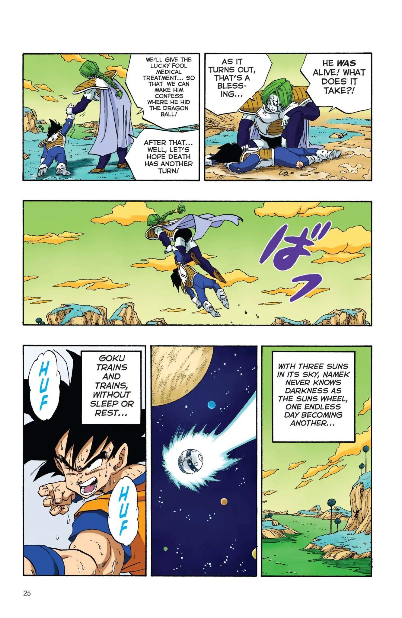 Dragon Ball Full Color Freeza Arc Chapter 19  Online Free Manga Read Image 8