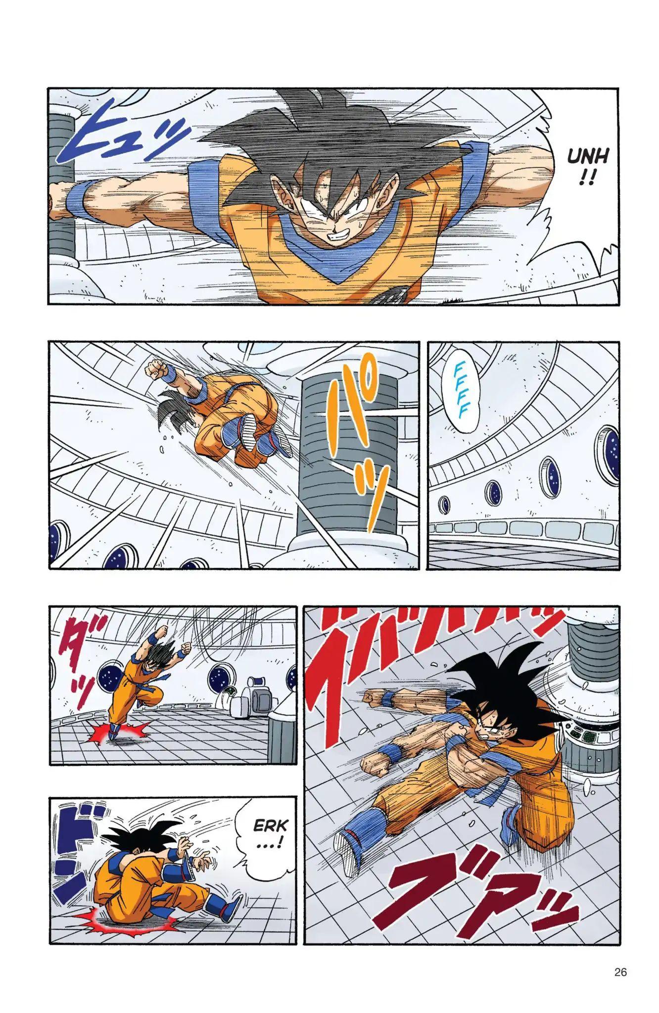 Dragon Ball Full Color Freeza Arc Chapter 19  Online Free Manga Read Image 9