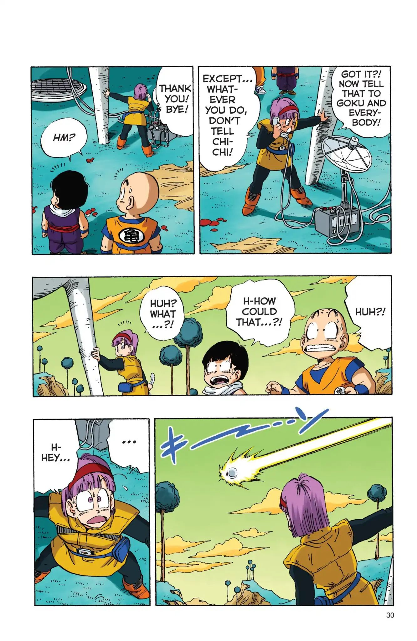 Dragon Ball Full Color Freeza Arc Chapter 2  Online Free Manga Read Image 12