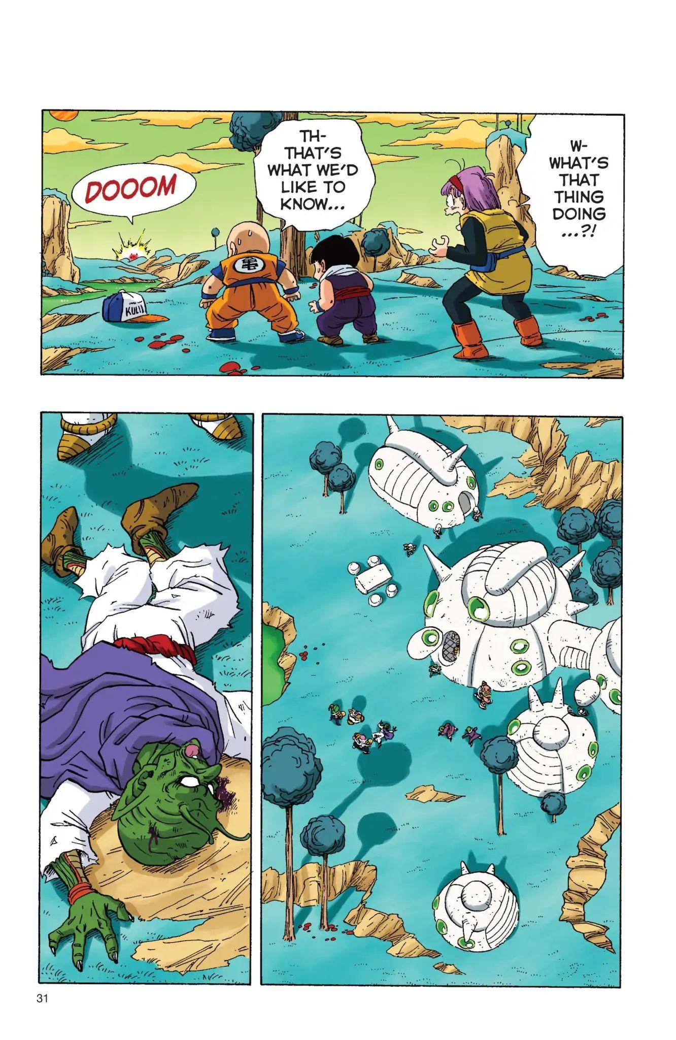 Dragon Ball Full Color Freeza Arc Chapter 2  Online Free Manga Read Image 13