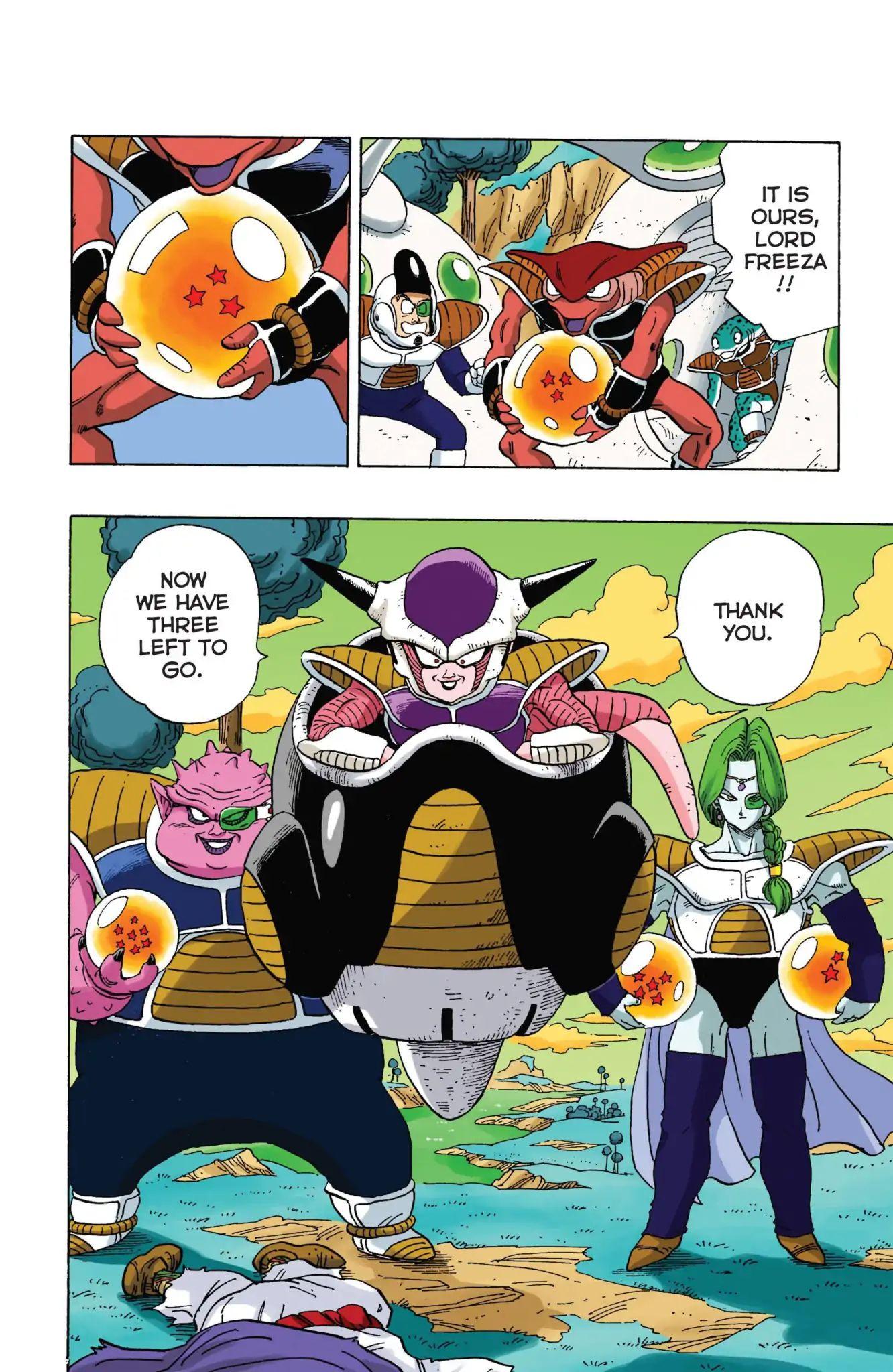 Dragon Ball Full Color Freeza Arc Chapter 2  Online Free Manga Read Image 14