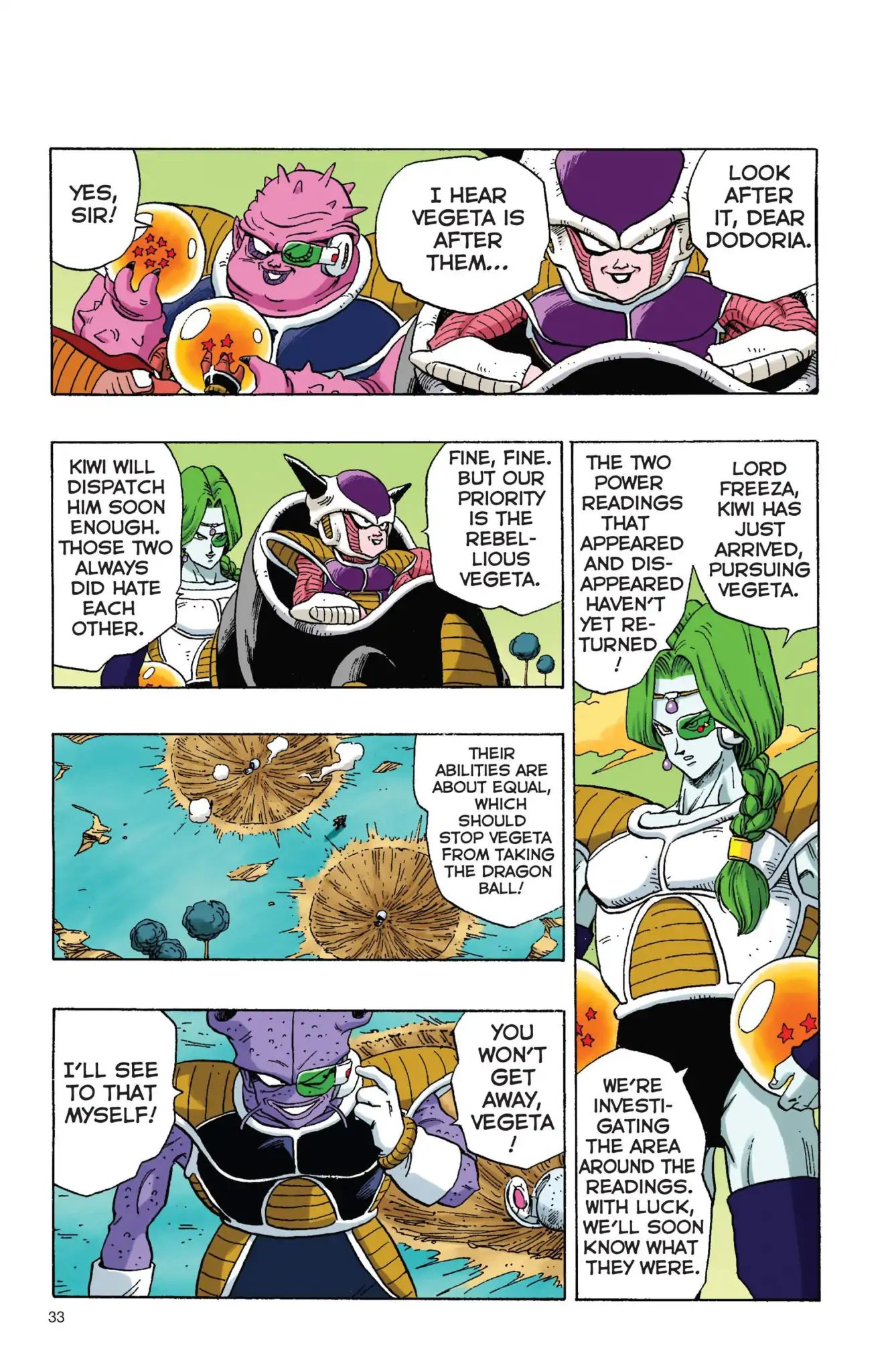 Dragon Ball Full Color Freeza Arc Chapter 2  Online Free Manga Read Image 15