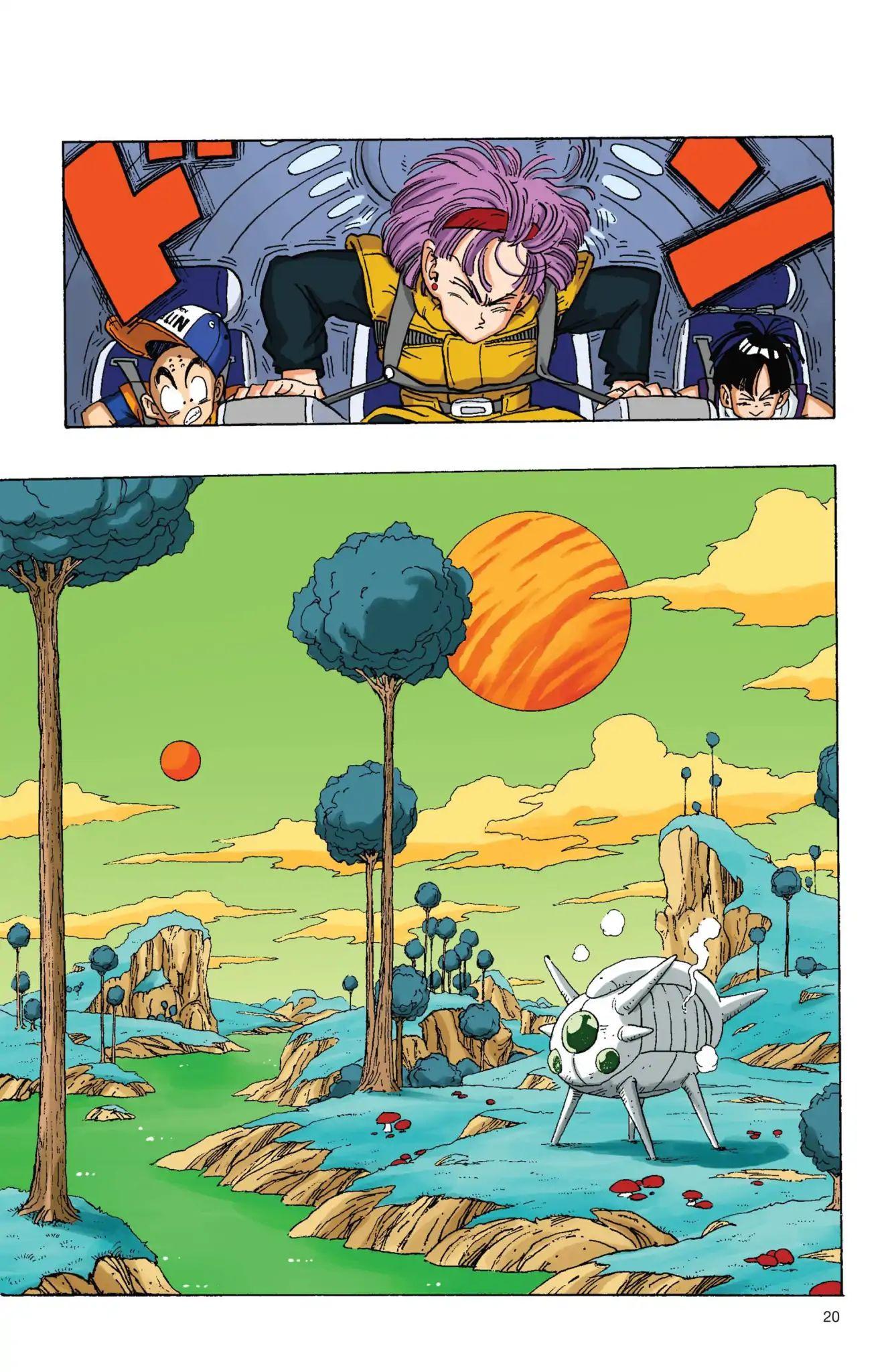 Dragon Ball Full Color Freeza Arc Chapter 2  Online Free Manga Read Image 2