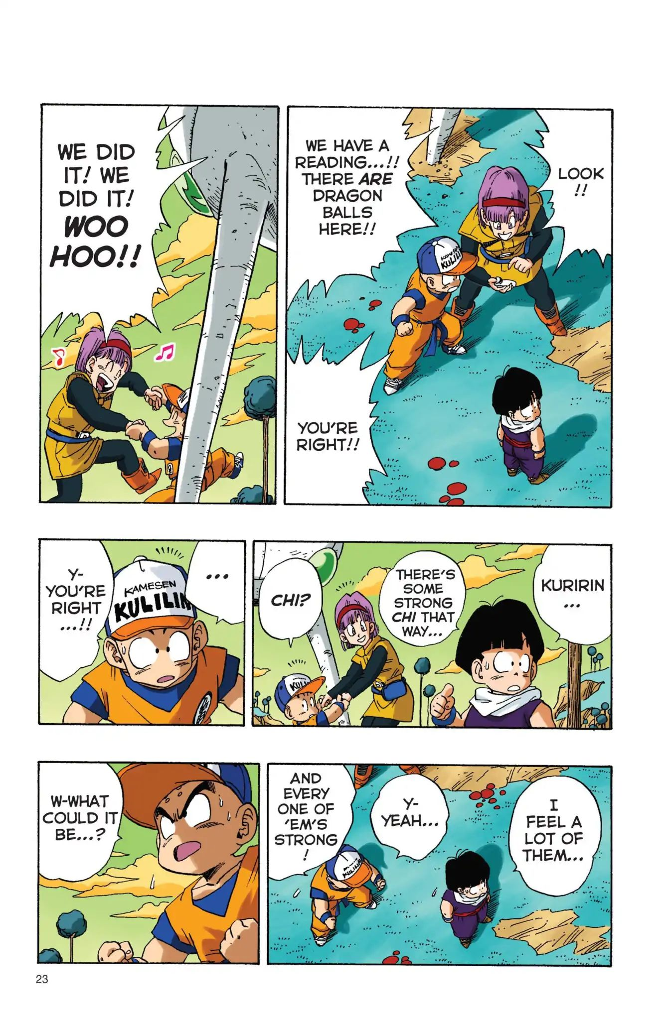 Dragon Ball Full Color Freeza Arc Chapter 2  Online Free Manga Read Image 5