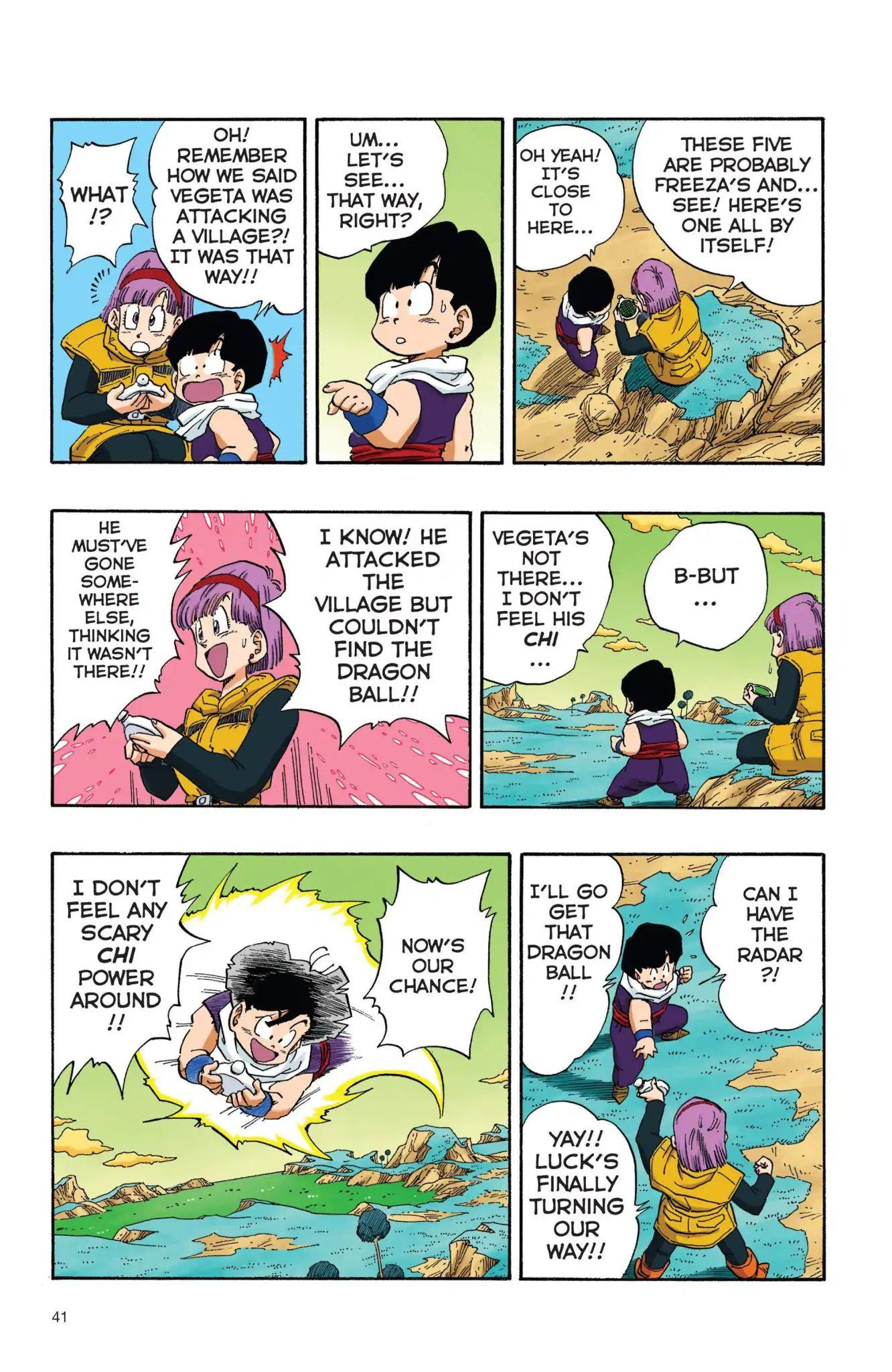 Dragon Ball Full Color Freeza Arc Chapter 20  Online Free Manga Read Image 10