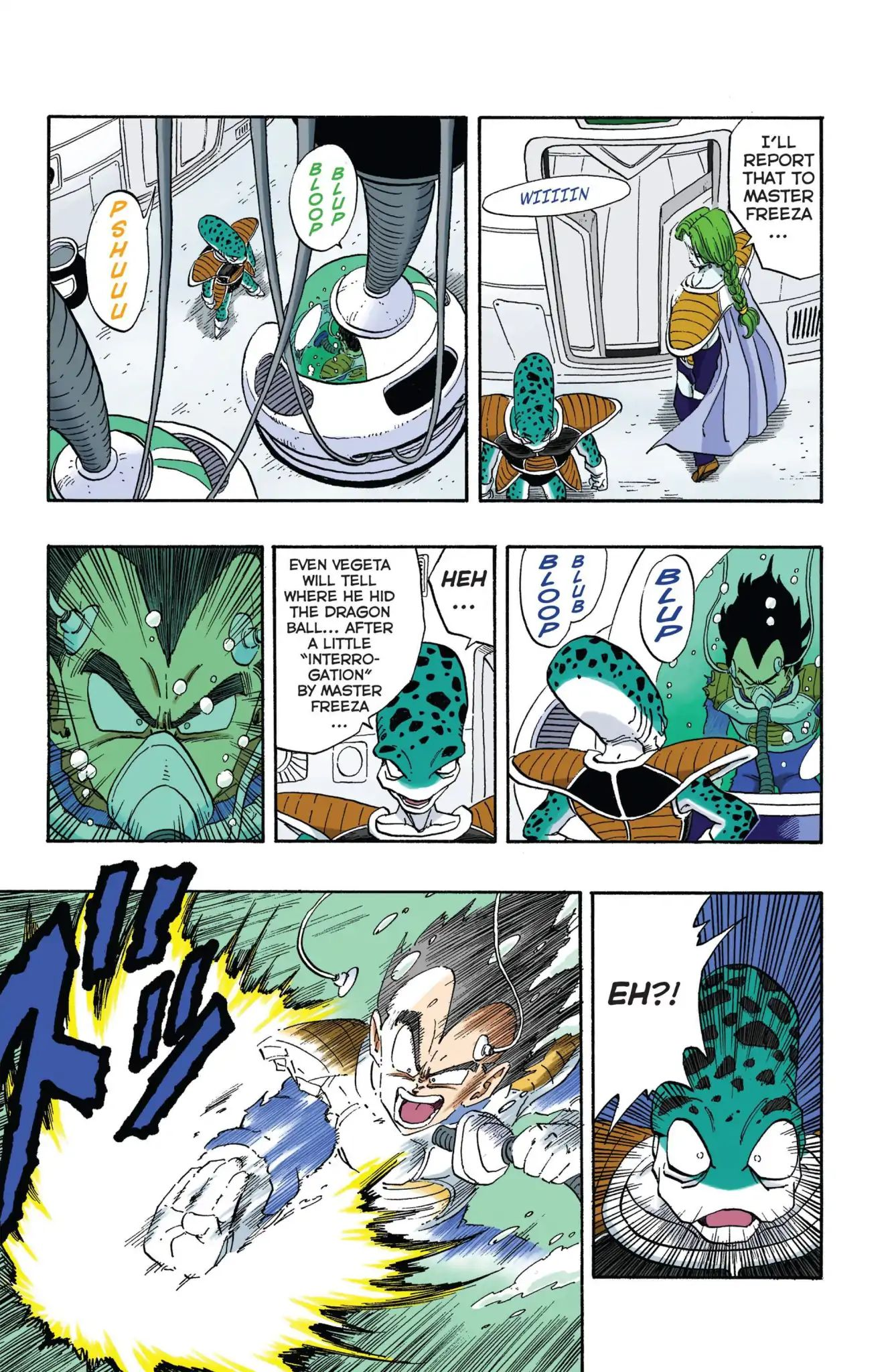 Dragon Ball Full Color Freeza Arc Chapter 20  Online Free Manga Read Image 12