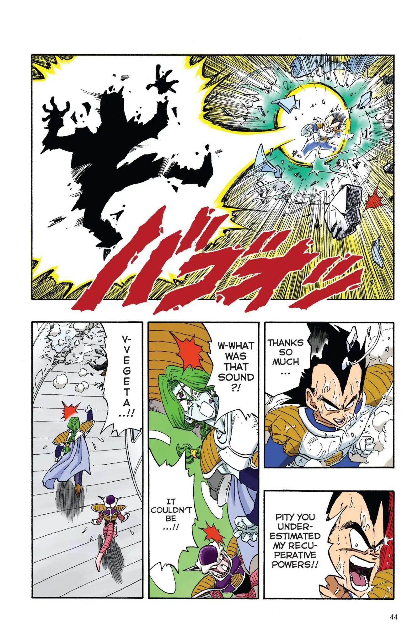 Dragon Ball Full Color Freeza Arc Chapter 20  Online Free Manga Read Image 13
