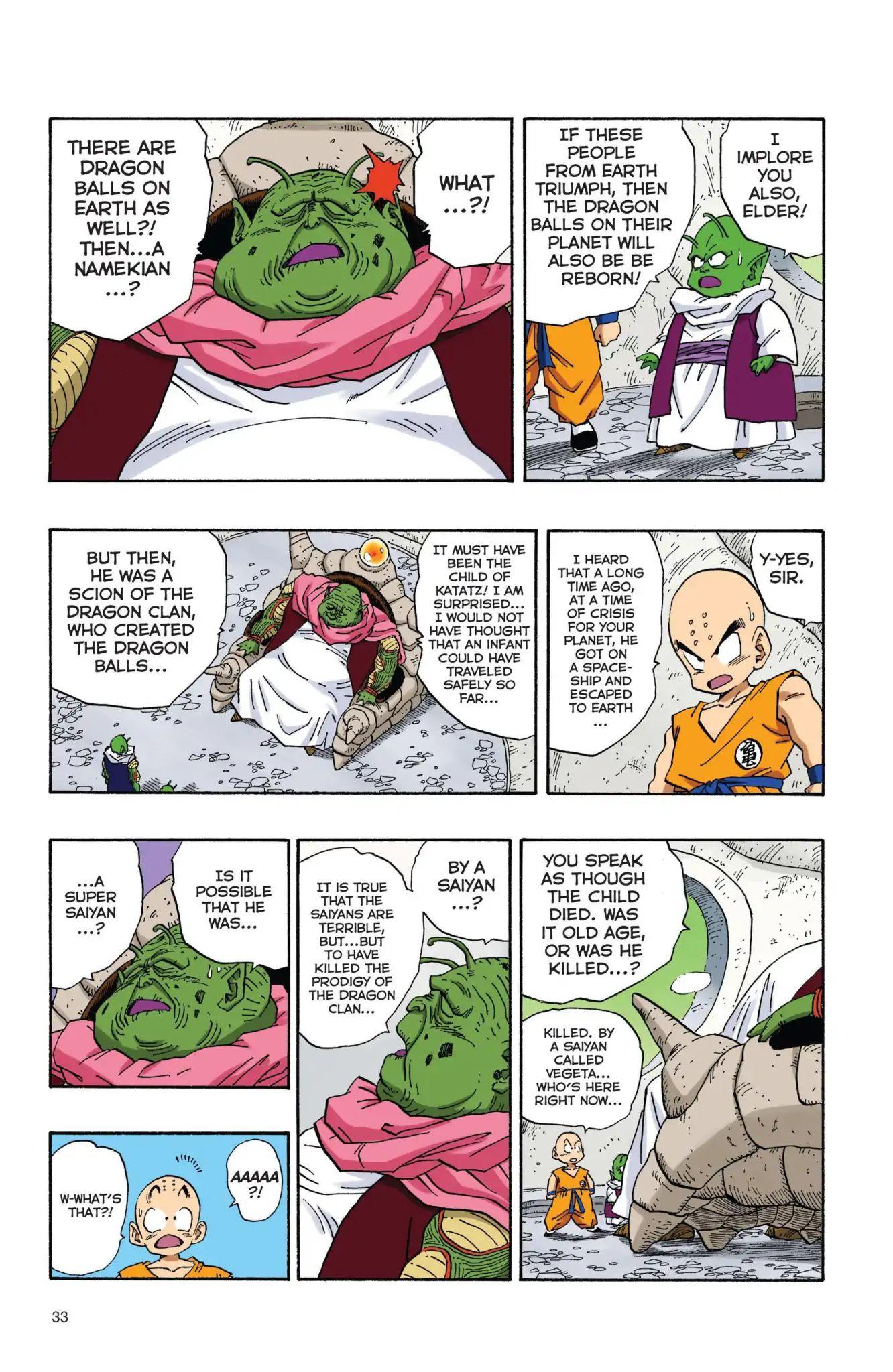 Dragon Ball Full Color Freeza Arc Chapter 20  Online Free Manga Read Image 2