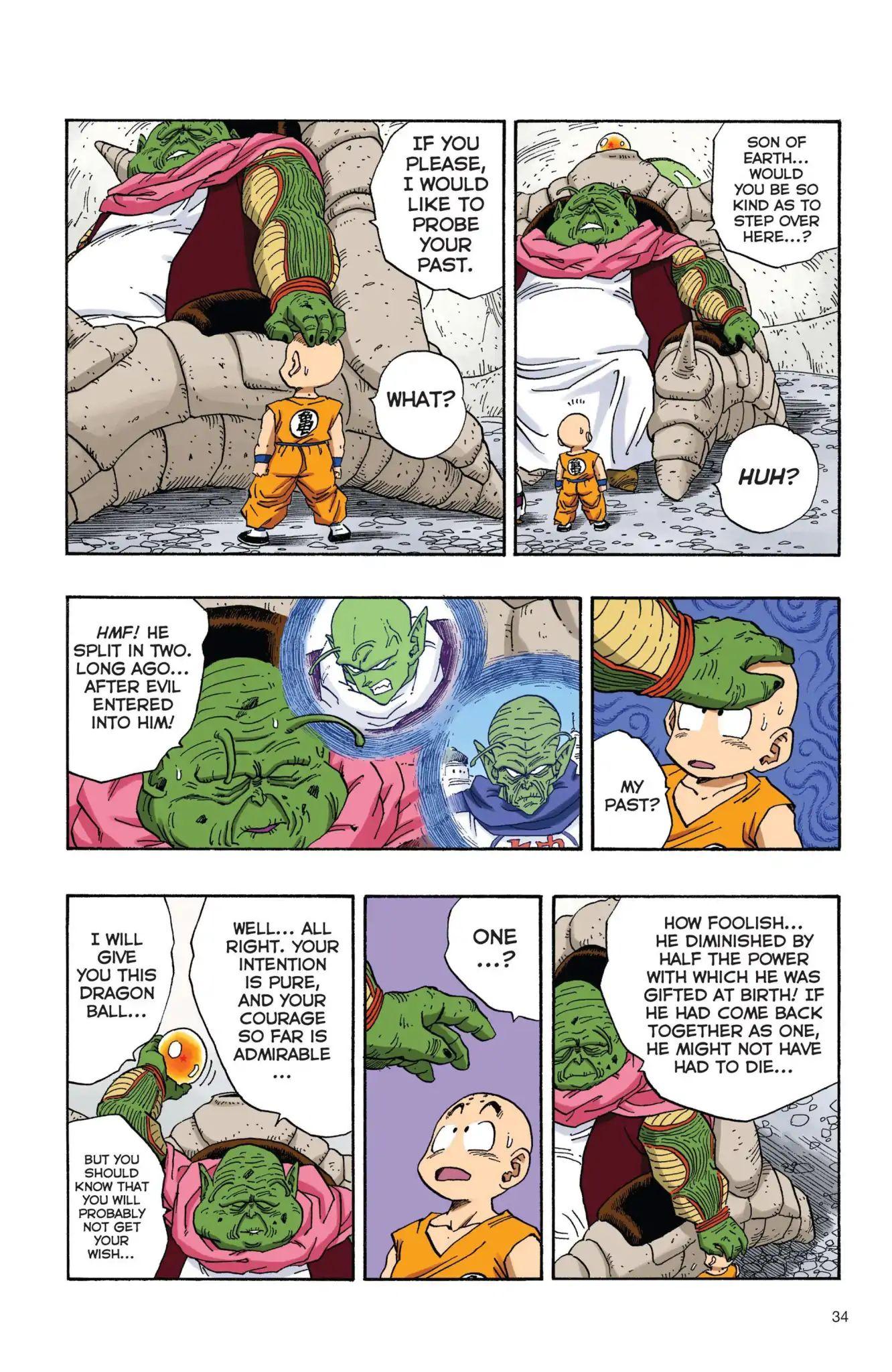 Dragon Ball Full Color Freeza Arc Chapter 20  Online Free Manga Read Image 3