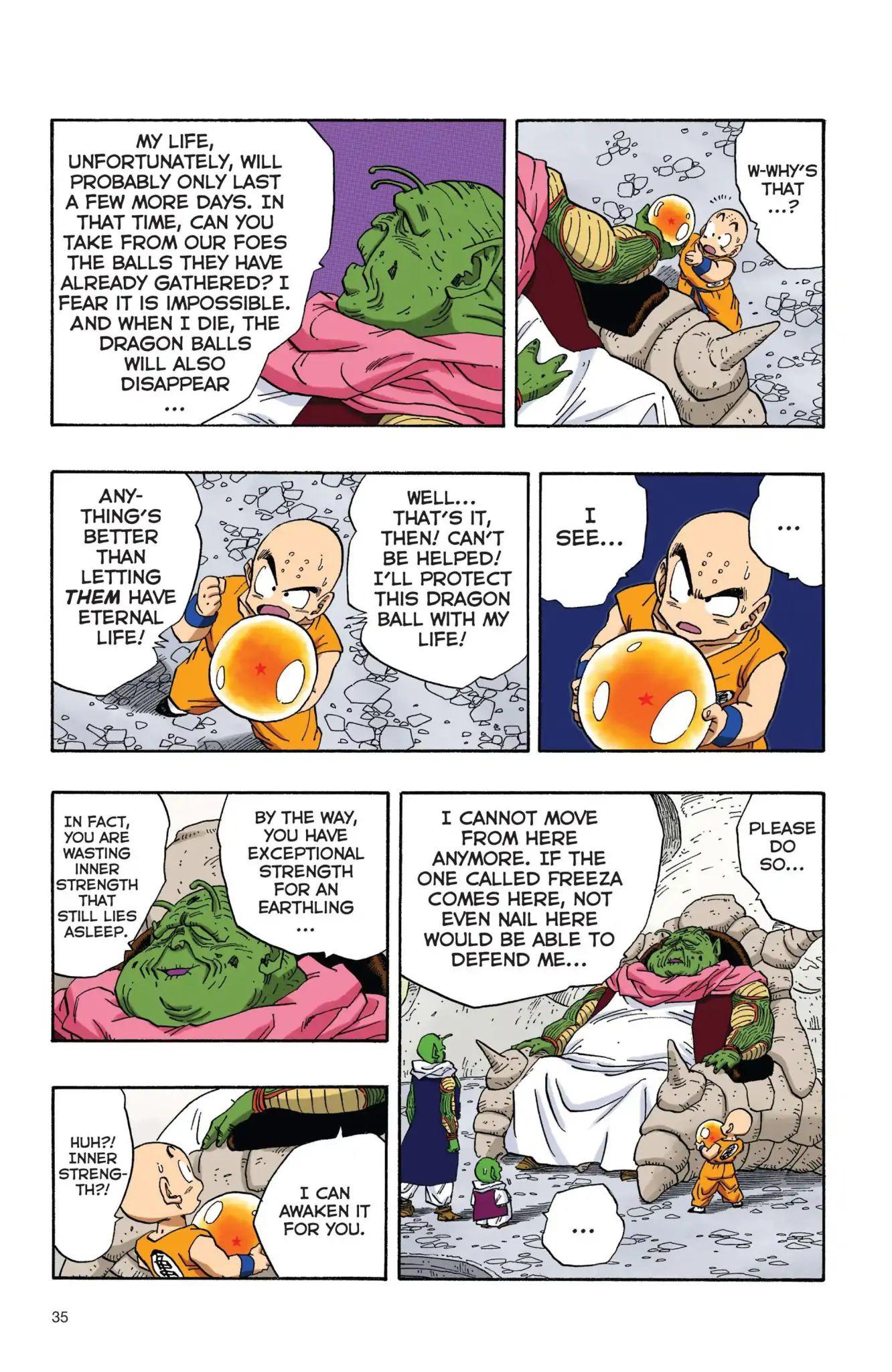 Dragon Ball Full Color Freeza Arc Chapter 20  Online Free Manga Read Image 4