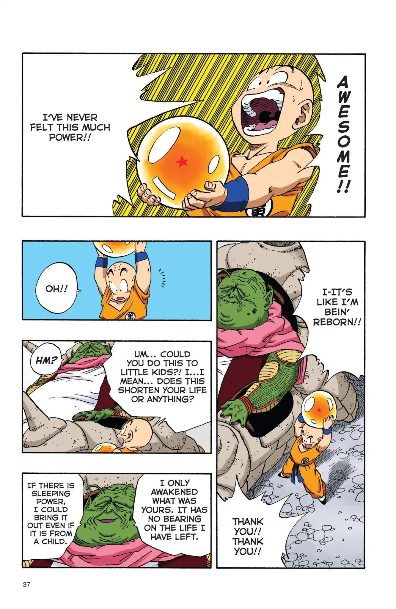 Dragon Ball Full Color Freeza Arc Chapter 20  Online Free Manga Read Image 6