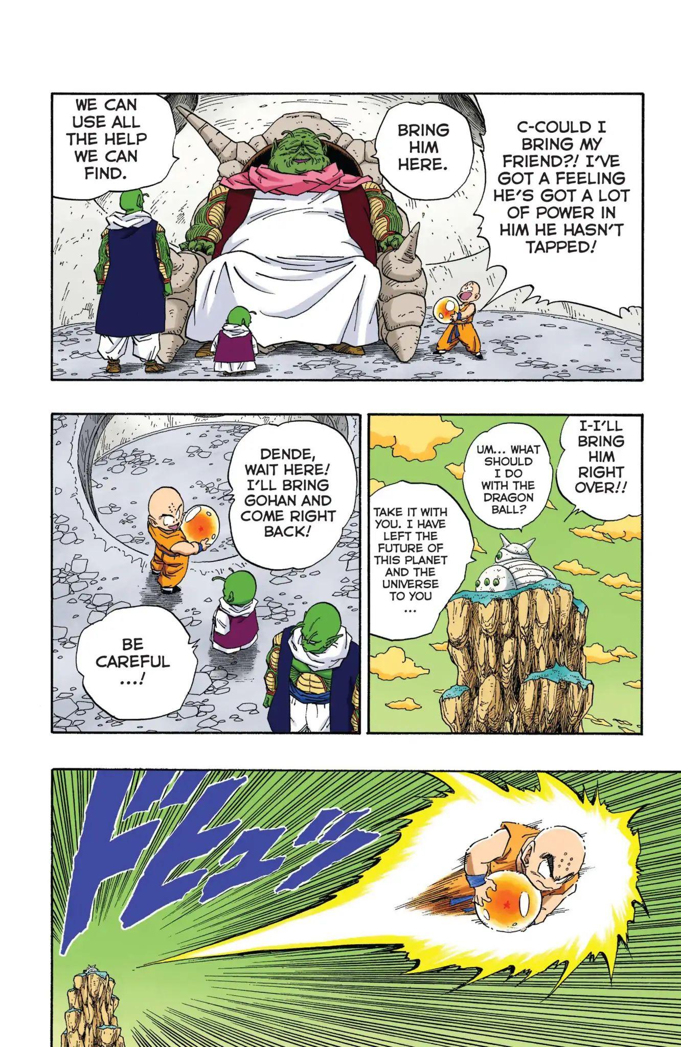 Dragon Ball Full Color Freeza Arc Chapter 20  Online Free Manga Read Image 7
