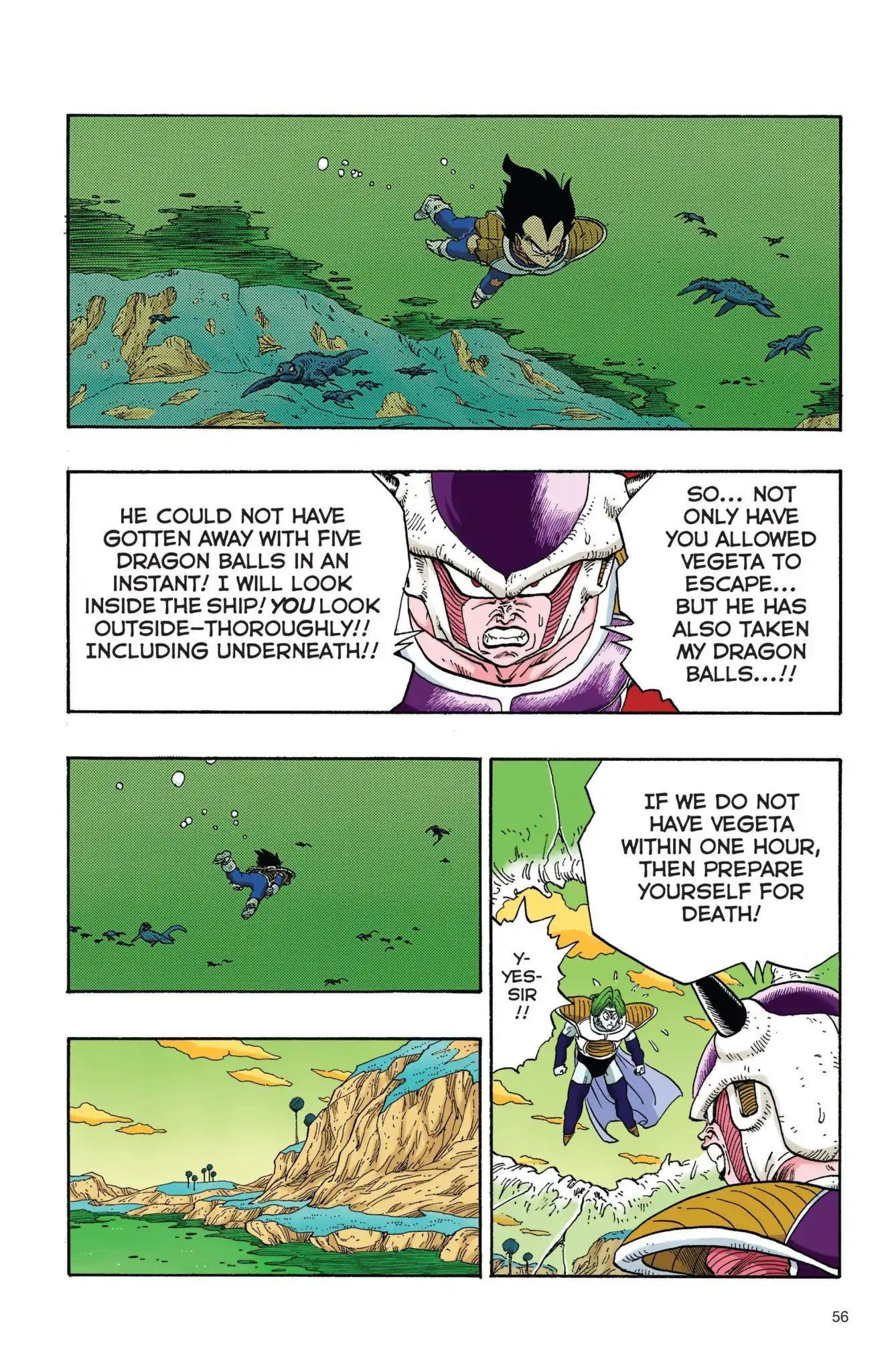 Dragon Ball Full Color Freeza Arc Chapter 21  Online Free Manga Read Image 11
