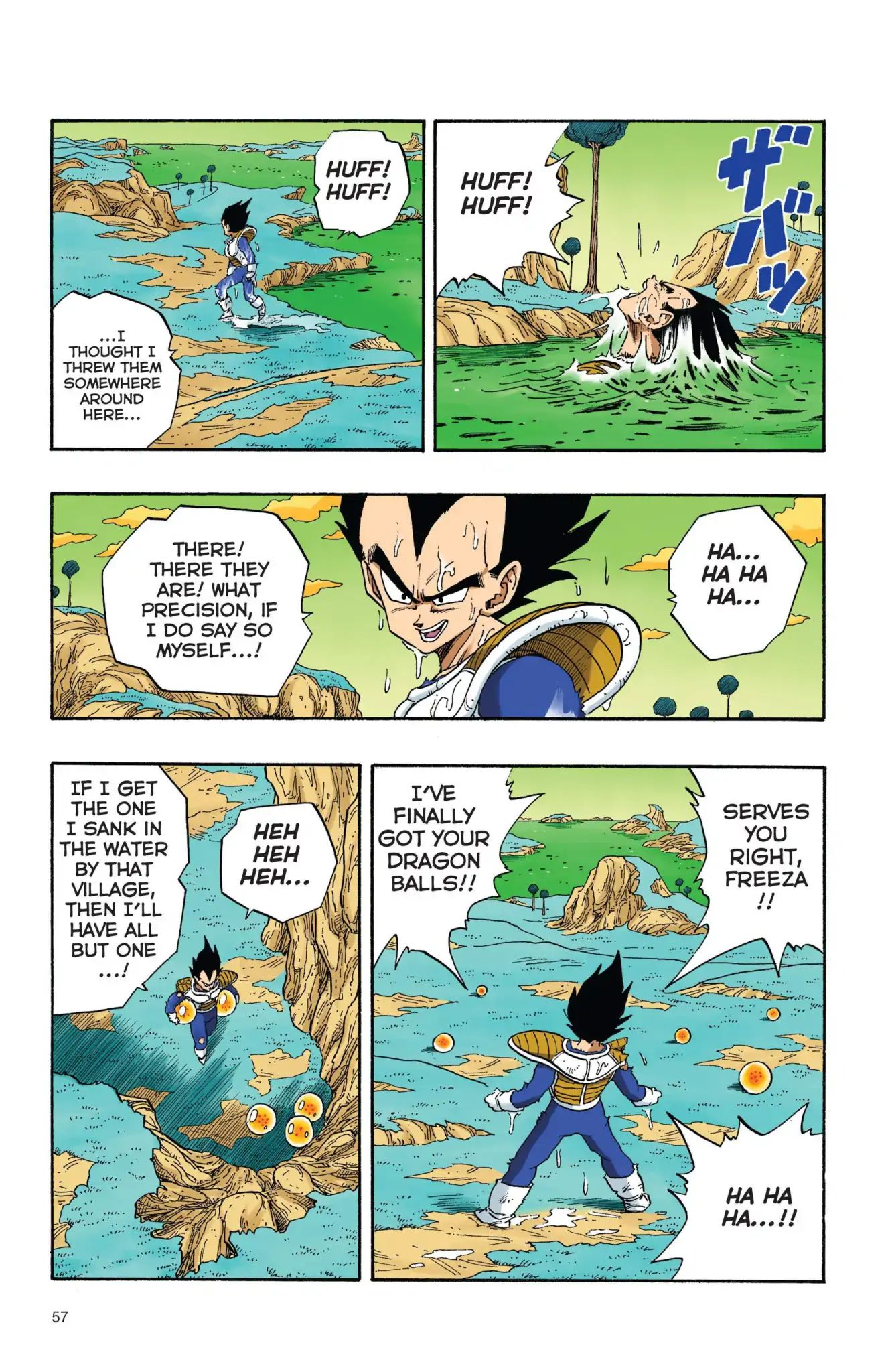 Dragon Ball Full Color Freeza Arc Chapter 21  Online Free Manga Read Image 12