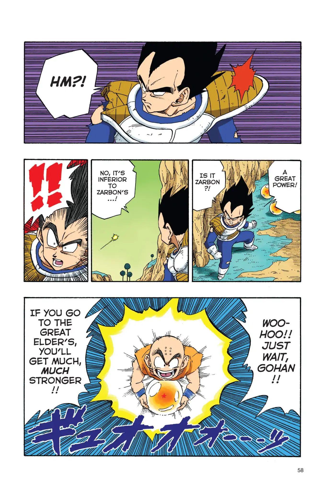 Dragon Ball Full Color Freeza Arc Chapter 21  Online Free Manga Read Image 13