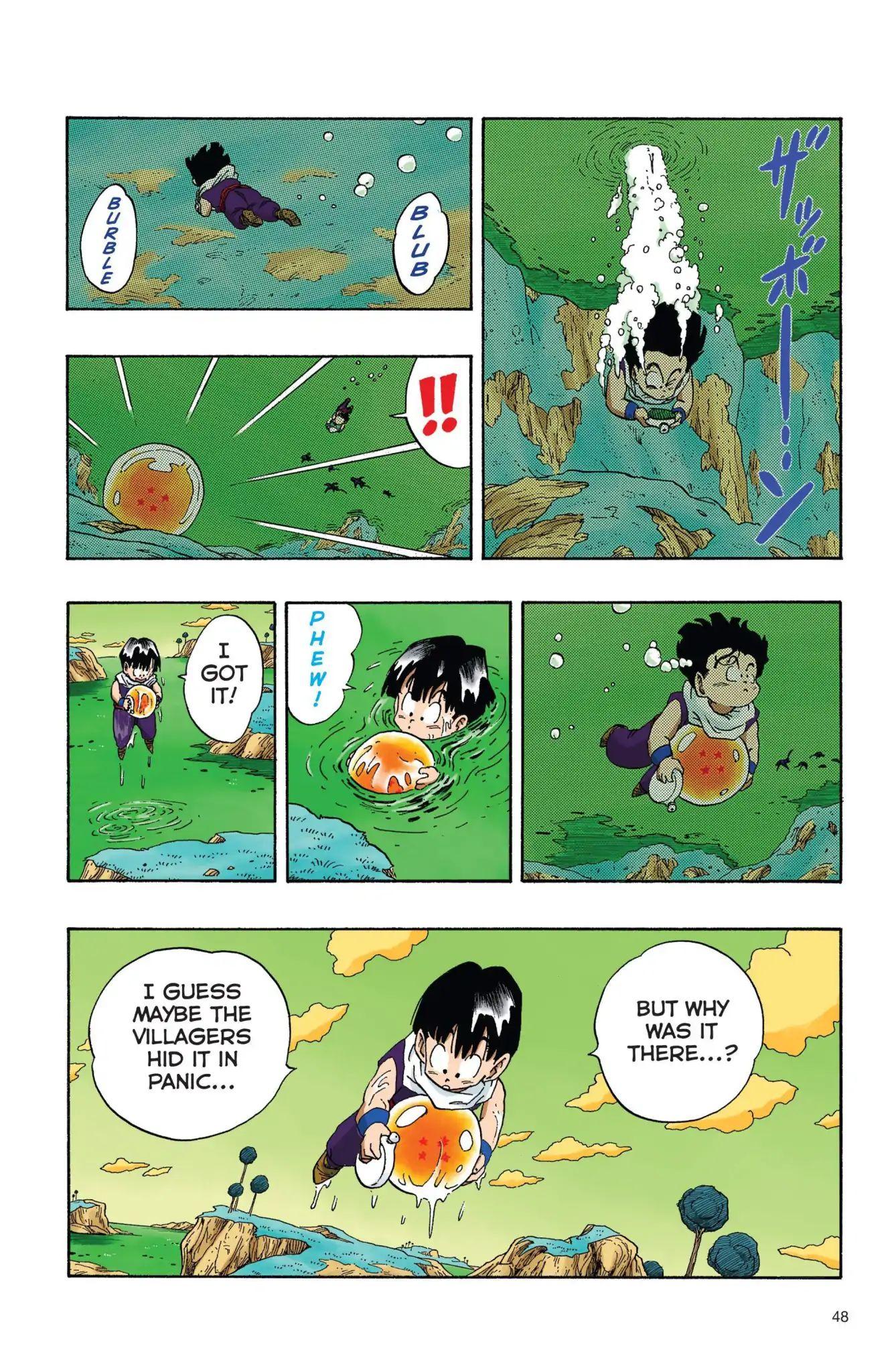 Dragon Ball Full Color Freeza Arc Chapter 21  Online Free Manga Read Image 3