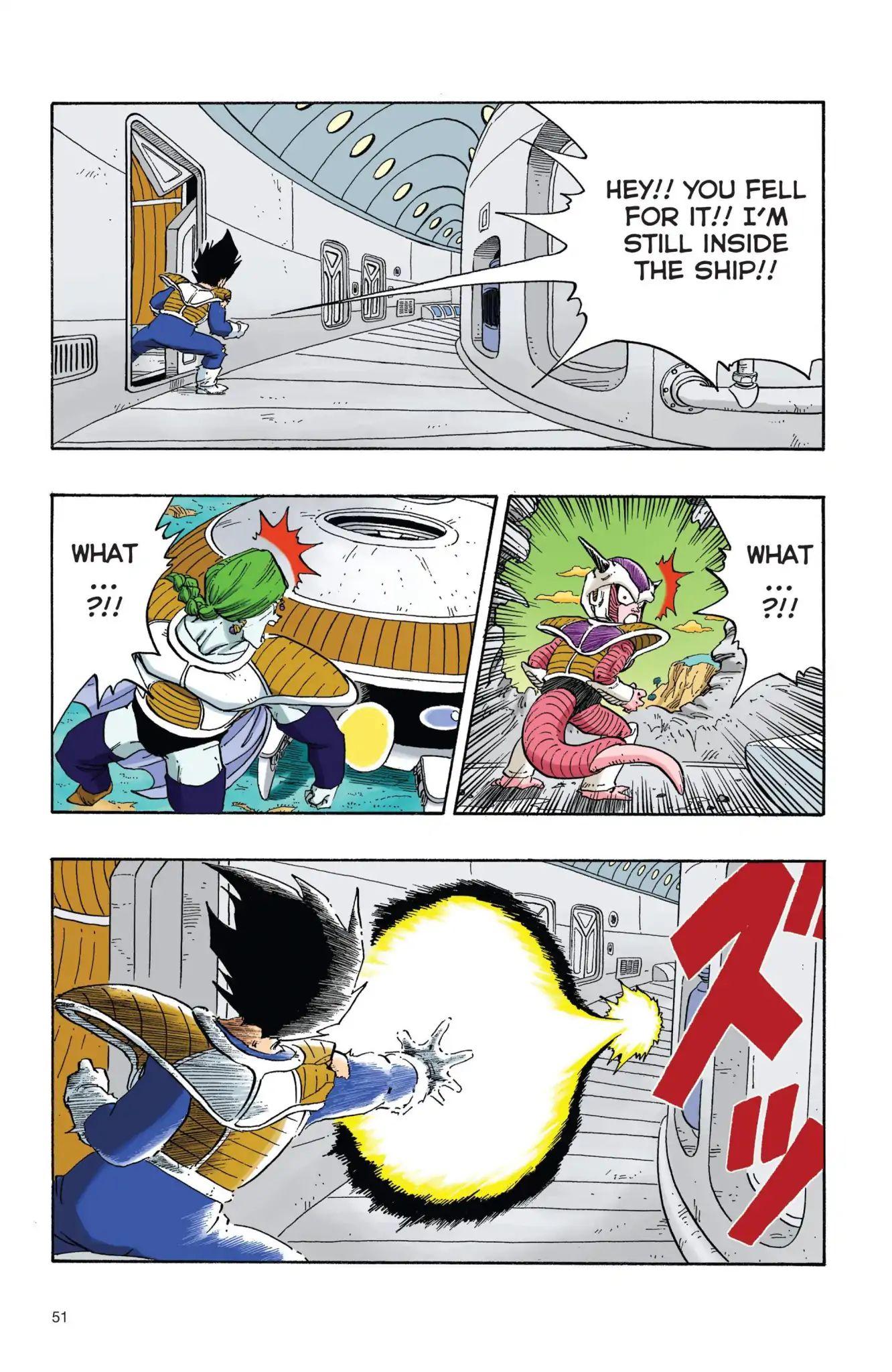 Dragon Ball Full Color Freeza Arc Chapter 21  Online Free Manga Read Image 6