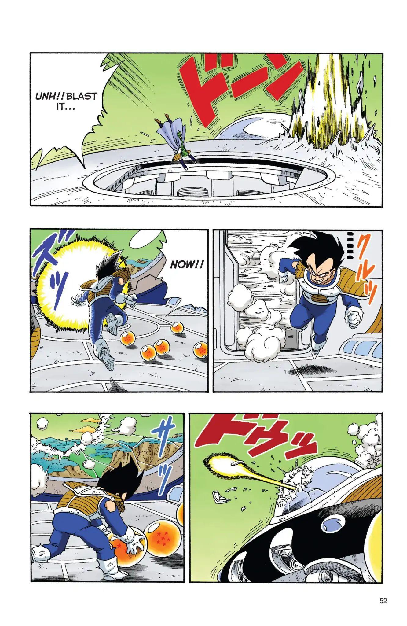 Dragon Ball Full Color Freeza Arc Chapter 21  Online Free Manga Read Image 7