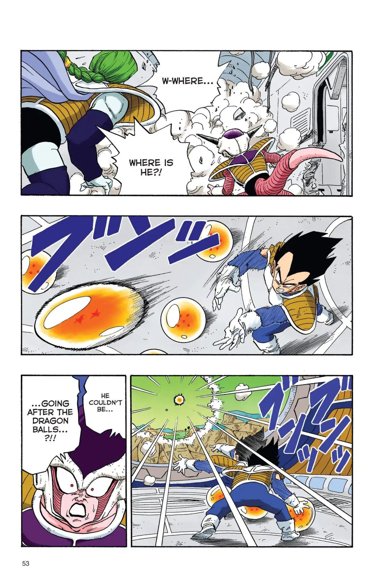 Dragon Ball Full Color Freeza Arc Chapter 21  Online Free Manga Read Image 8