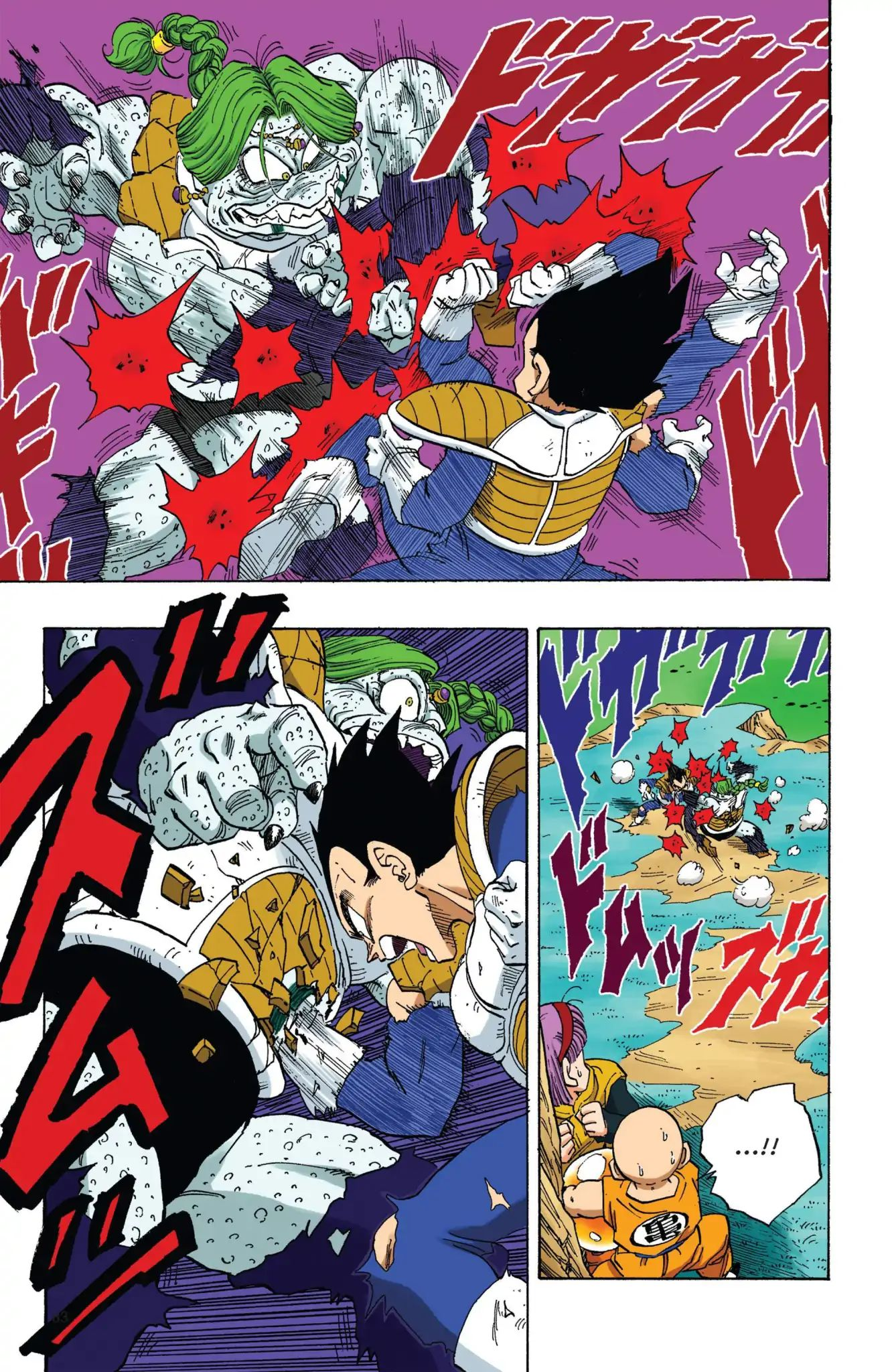 Dragon Ball Full Color Freeza Arc Chapter 23  Online Free Manga Read Image 10