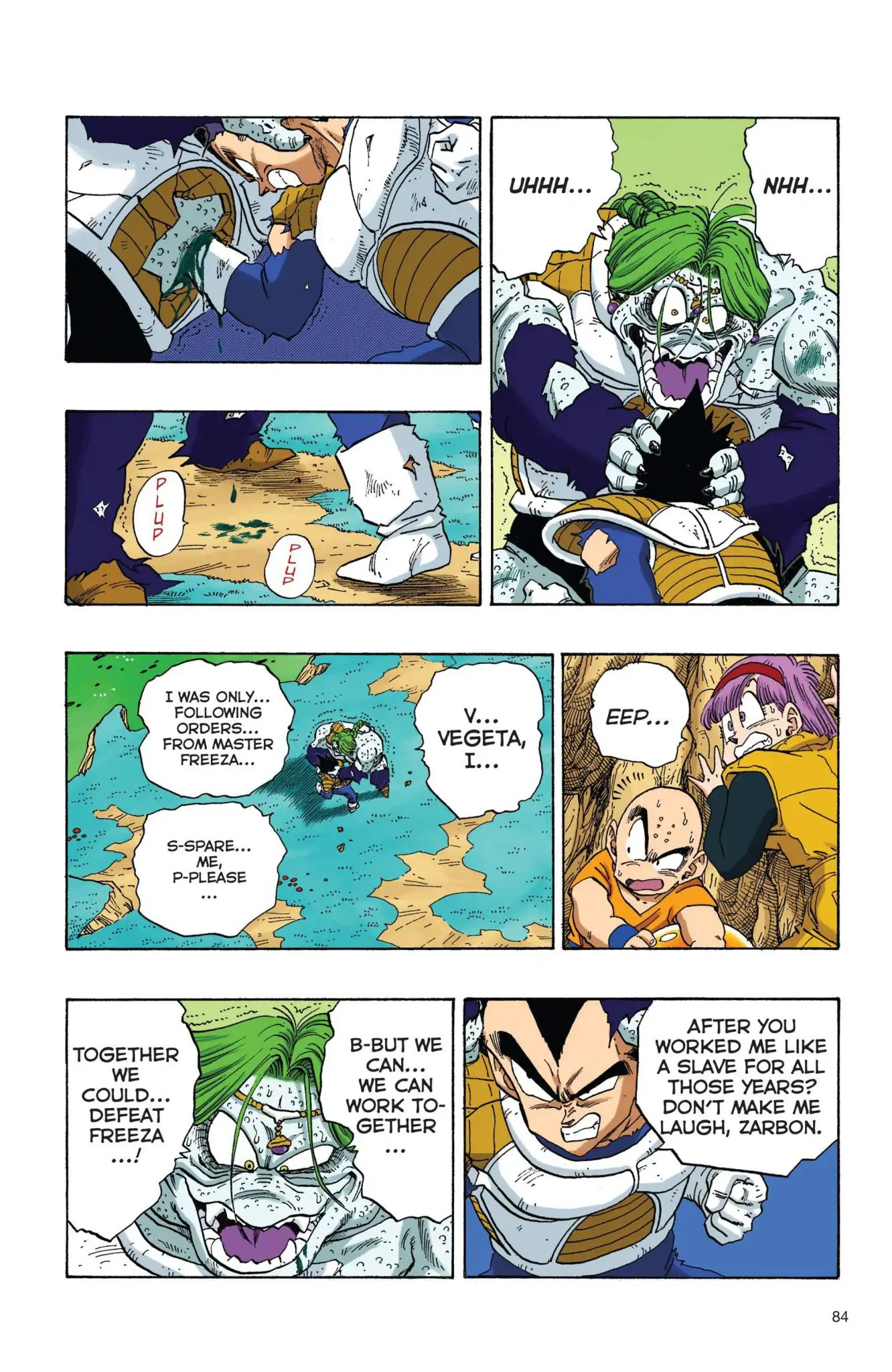 Dragon Ball Full Color Freeza Arc Chapter 23  Online Free Manga Read Image 11