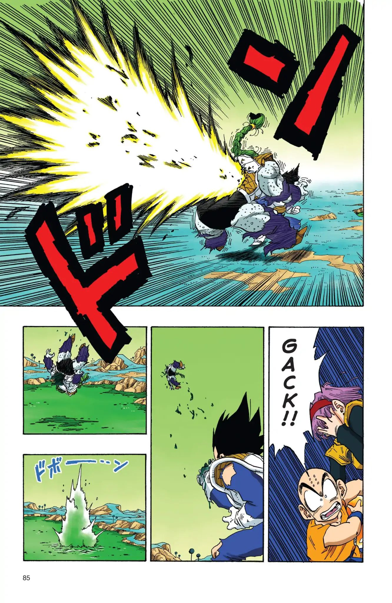 Dragon Ball Full Color Freeza Arc Chapter 23  Online Free Manga Read Image 12