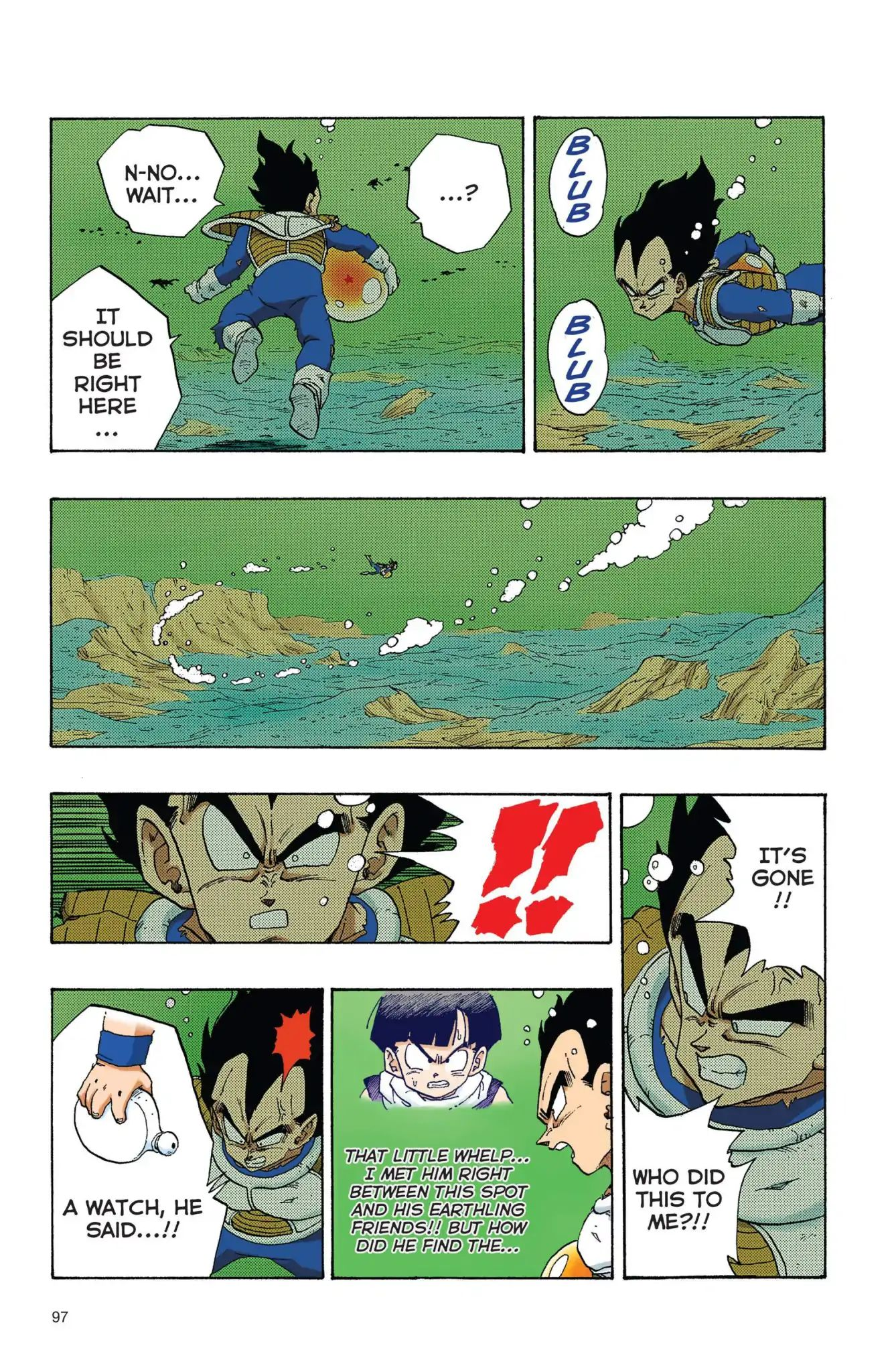 Dragon Ball Full Color Freeza Arc Chapter 24  Online Free Manga Read Image 10