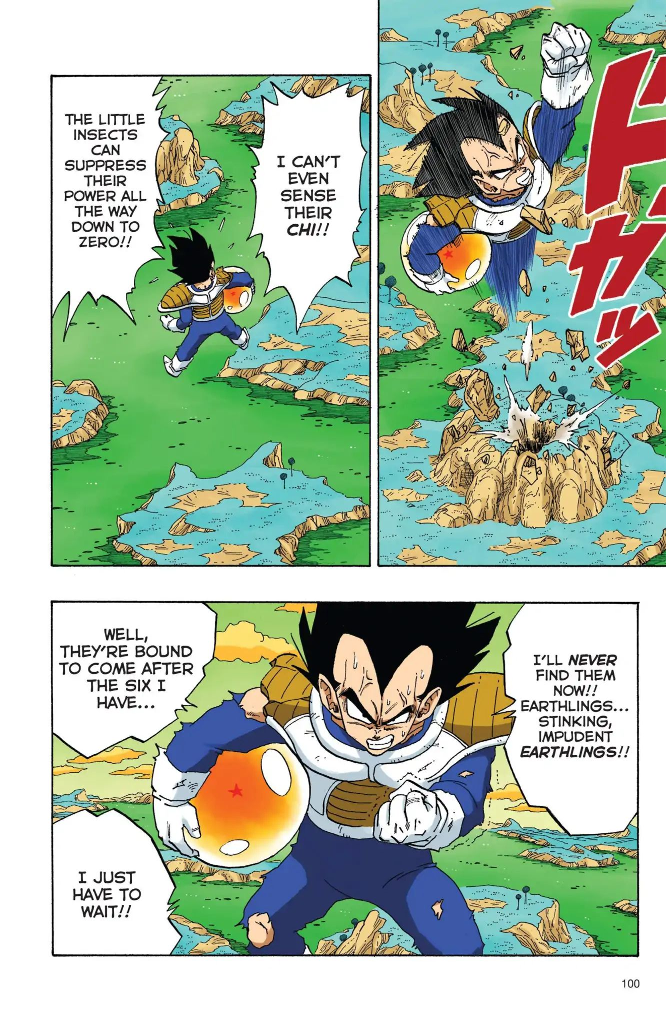 Dragon Ball Full Color Freeza Arc Chapter 24  Online Free Manga Read Image 13