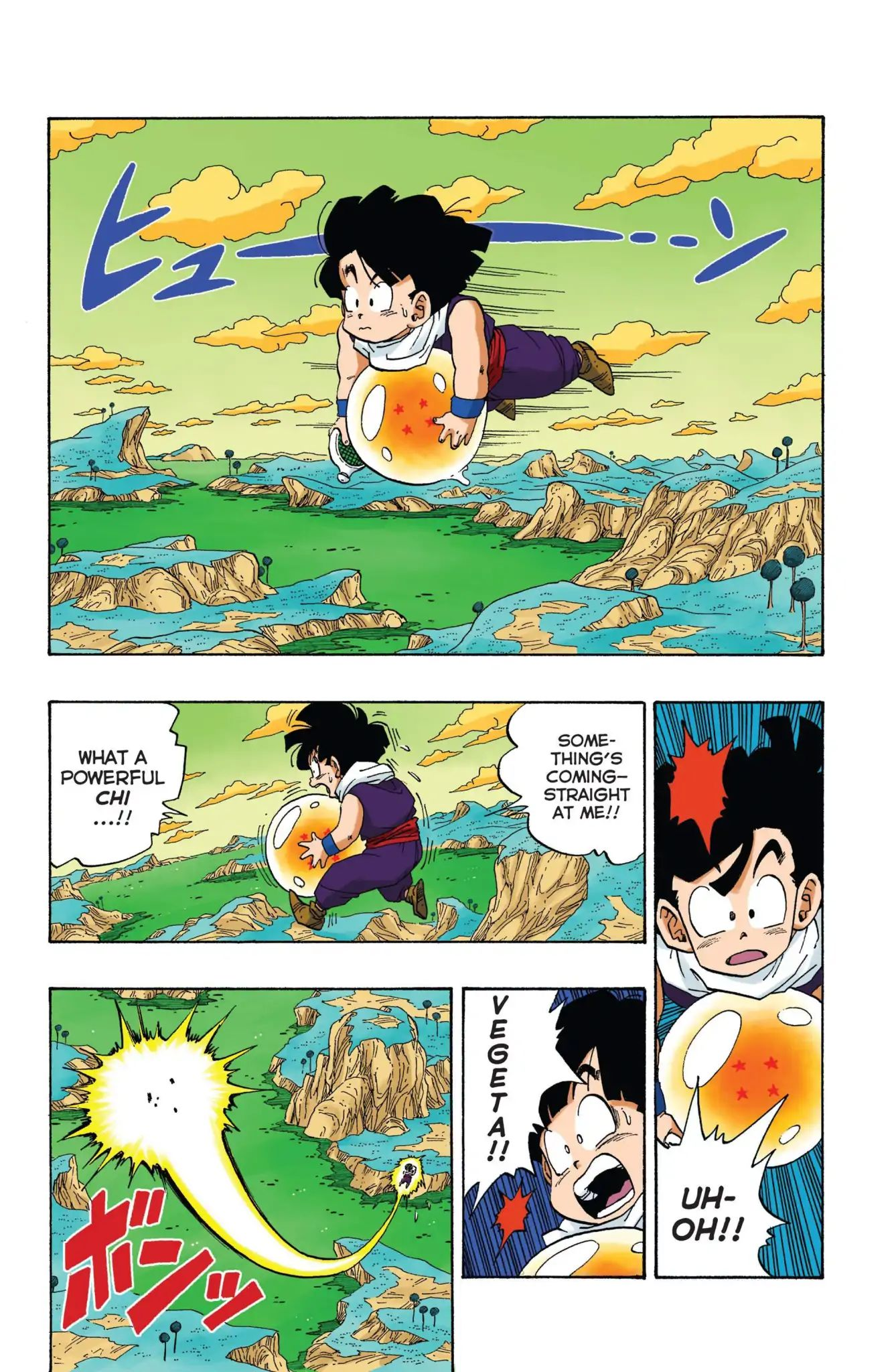 Dragon Ball Full Color Freeza Arc Chapter 24  Online Free Manga Read Image 2