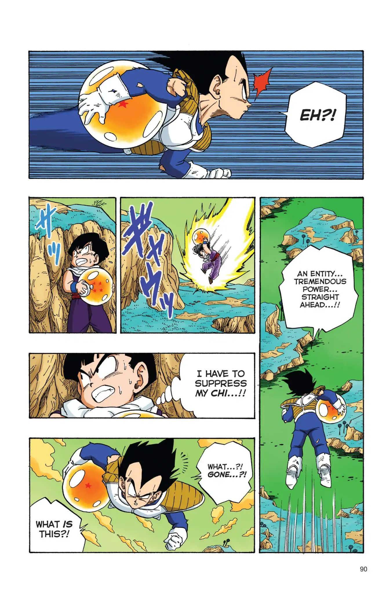Dragon Ball Full Color Freeza Arc Chapter 24  Online Free Manga Read Image 3