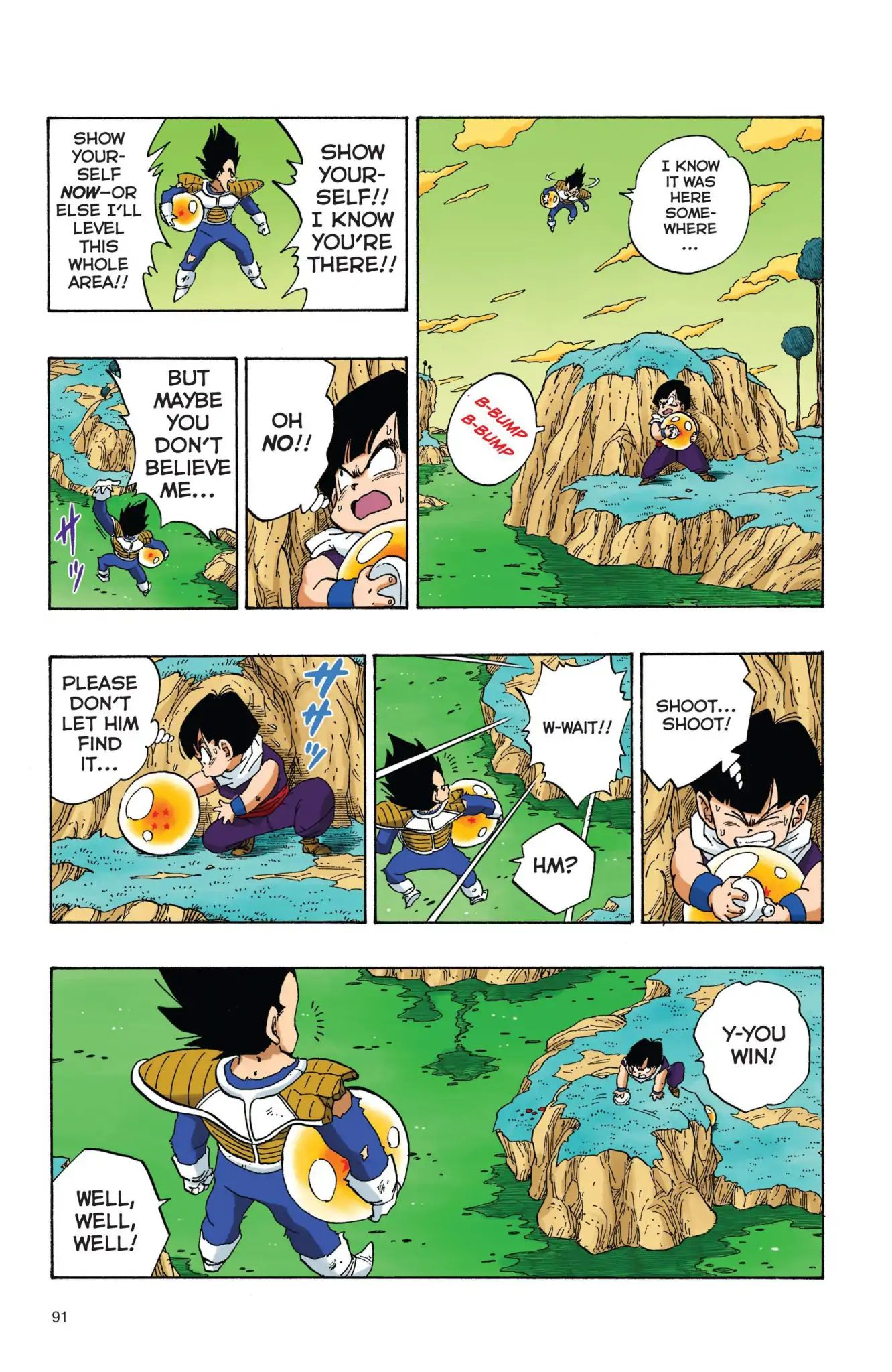 Dragon Ball Full Color Freeza Arc Chapter 24  Online Free Manga Read Image 4