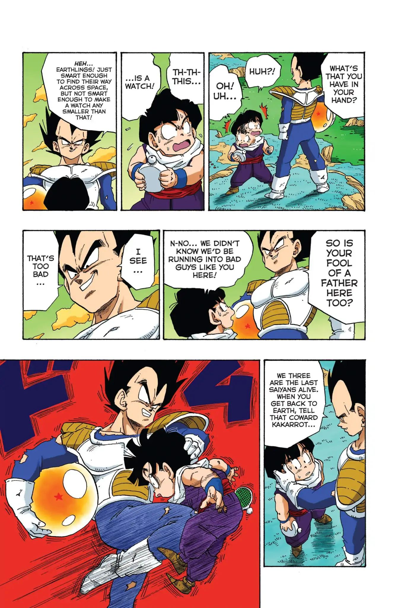 Dragon Ball Full Color Freeza Arc Chapter 24  Online Free Manga Read Image 6