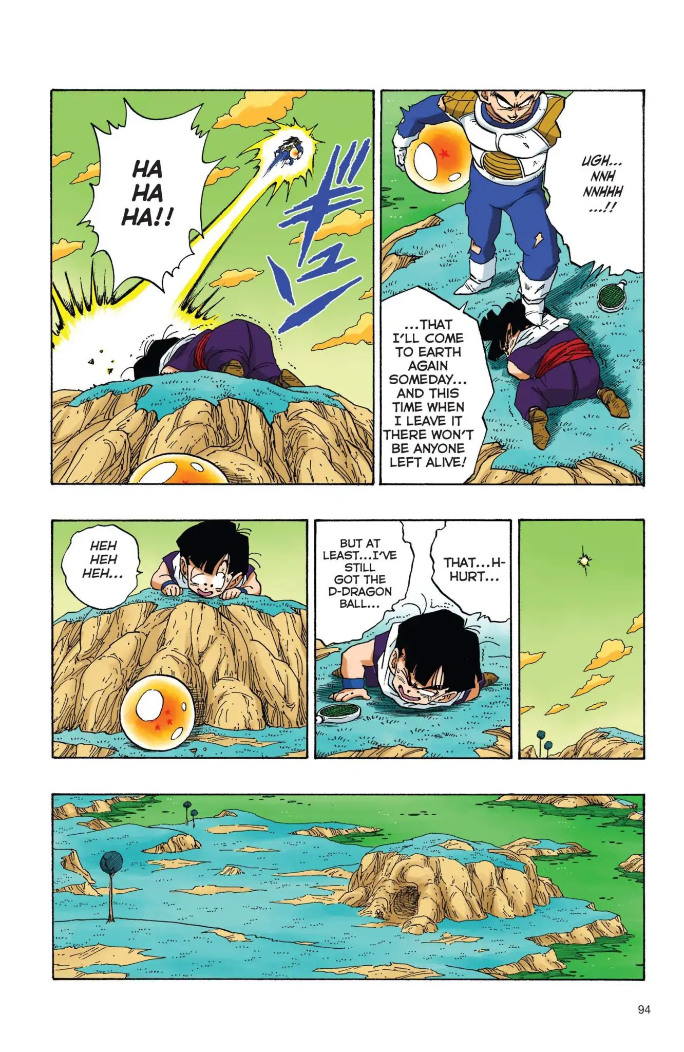 Dragon Ball Full Color Freeza Arc Chapter 24  Online Free Manga Read Image 7