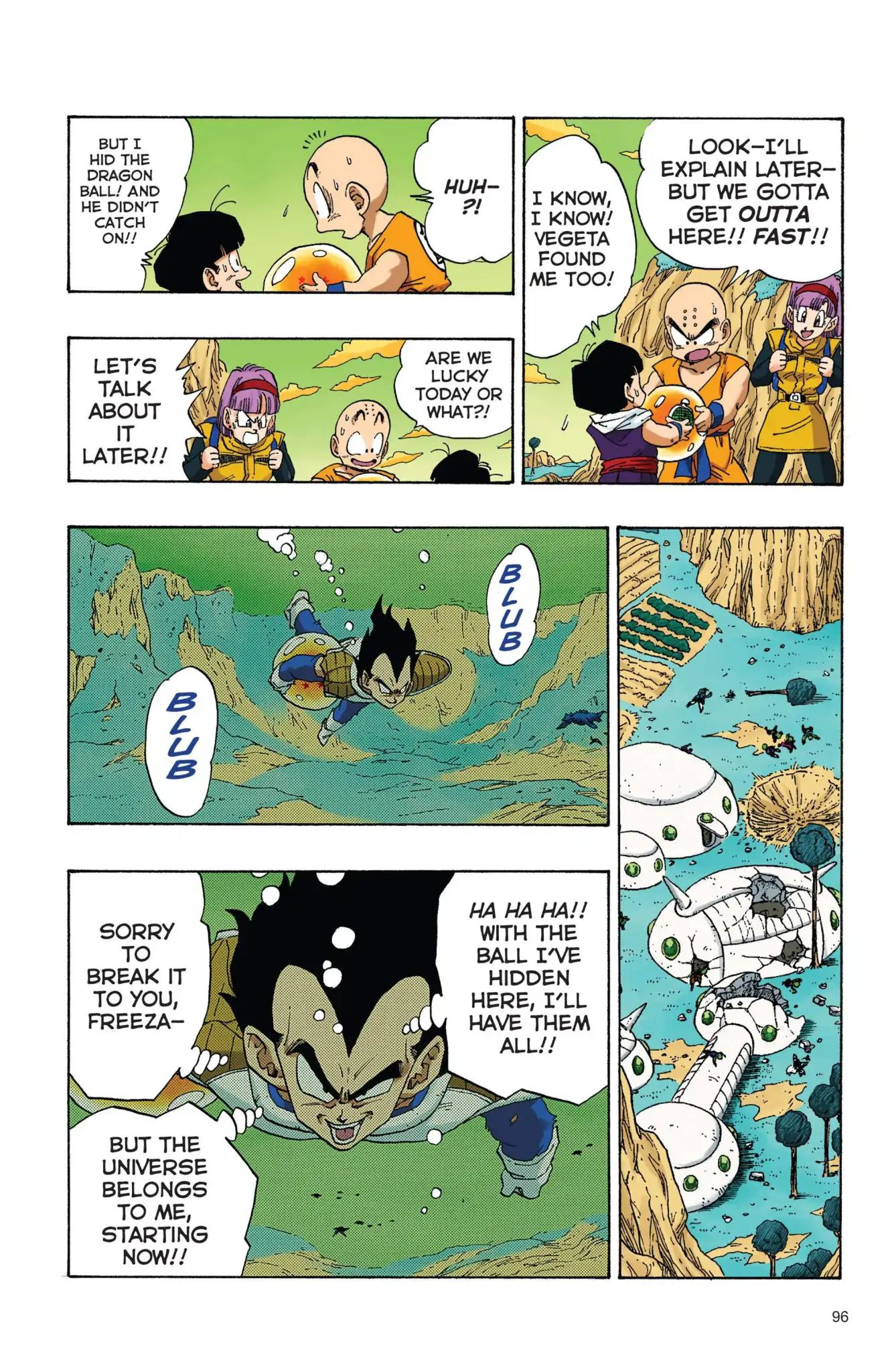 Dragon Ball Full Color Freeza Arc Chapter 24  Online Free Manga Read Image 9