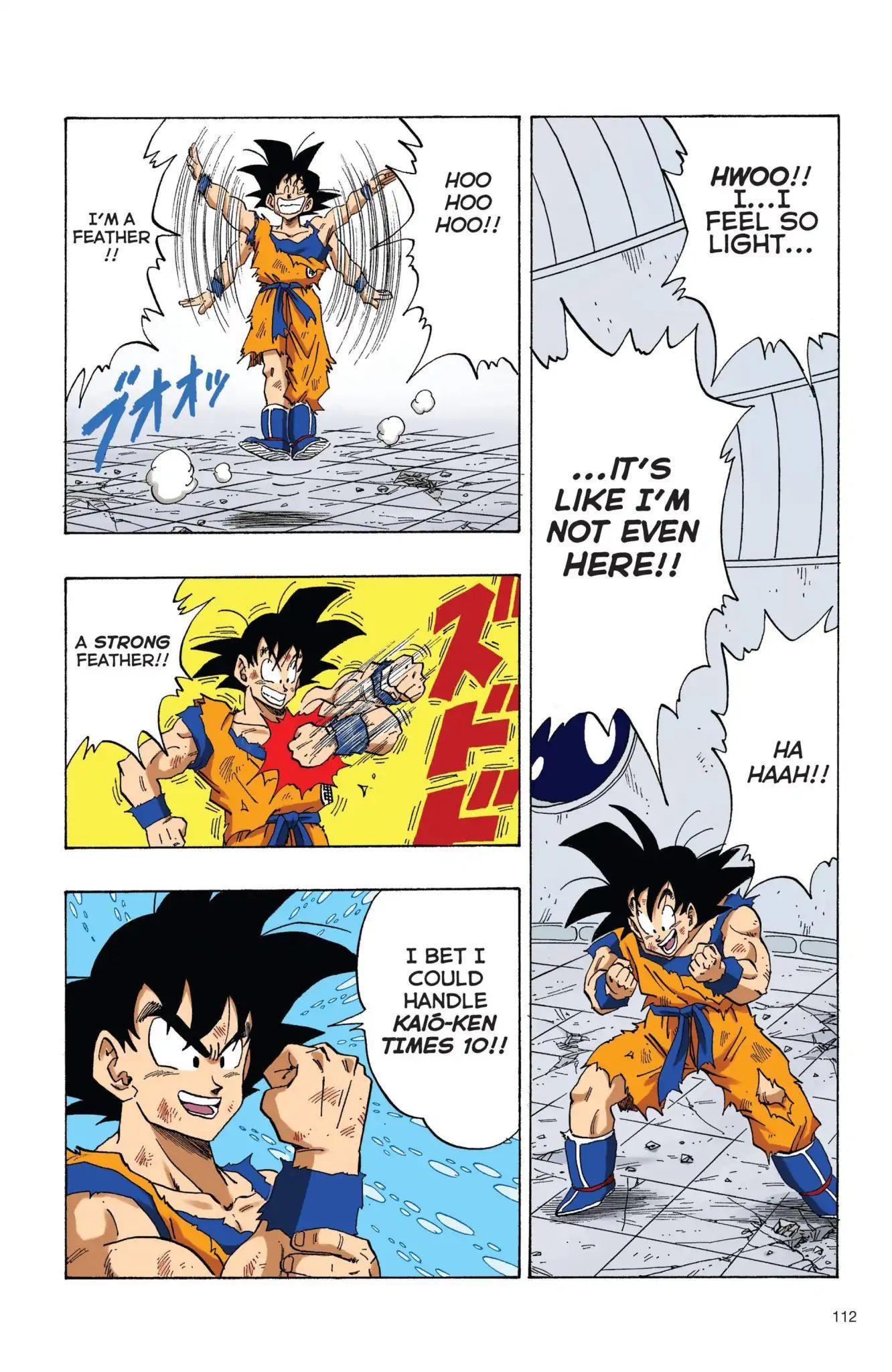 Dragon Ball Full Color Freeza Arc Chapter 25  Online Free Manga Read Image 11