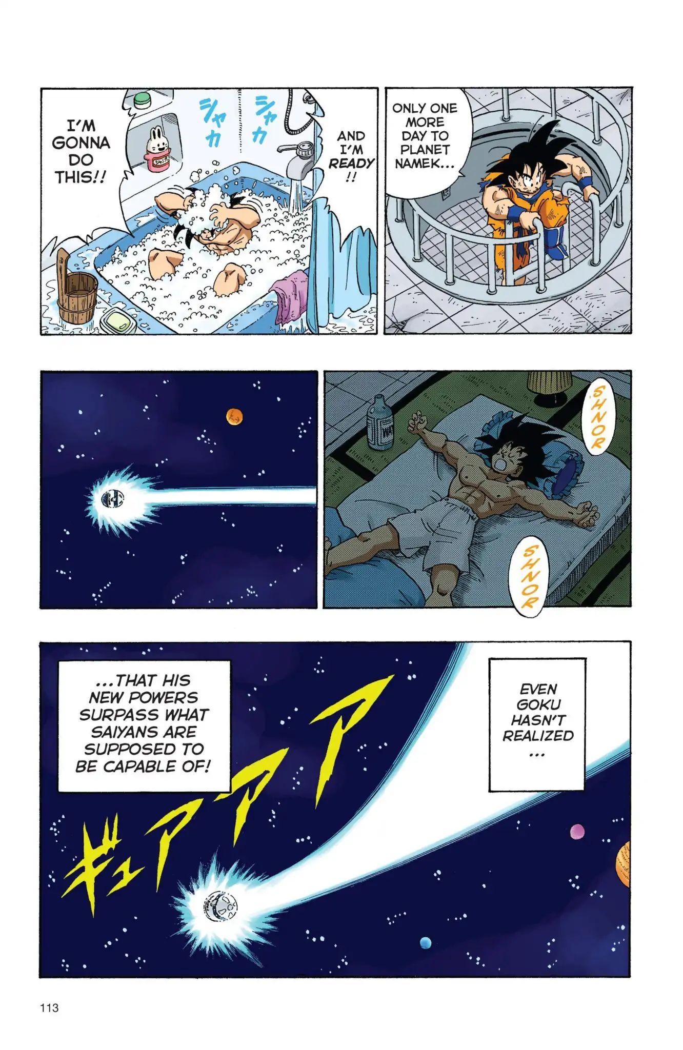 Dragon Ball Full Color Freeza Arc Chapter 25  Online Free Manga Read Image 12