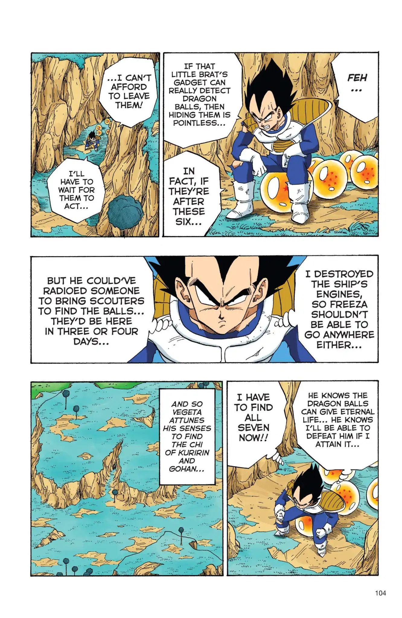 Dragon Ball Full Color Freeza Arc Chapter 25  Online Free Manga Read Image 3