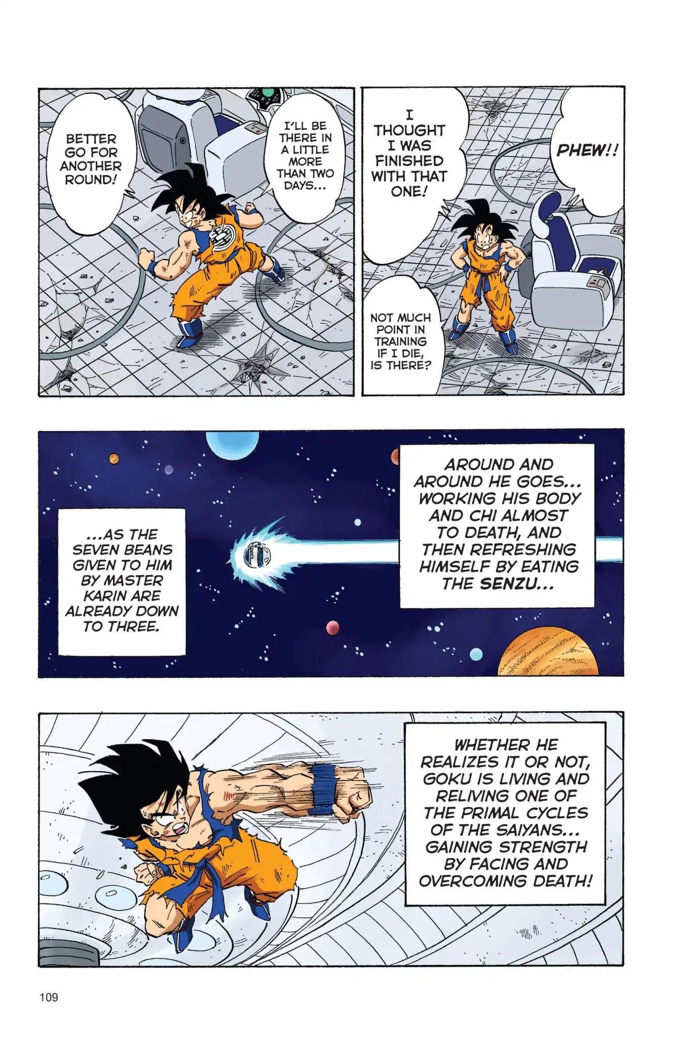 Dragon Ball Full Color Freeza Arc Chapter 25  Online Free Manga Read Image 8