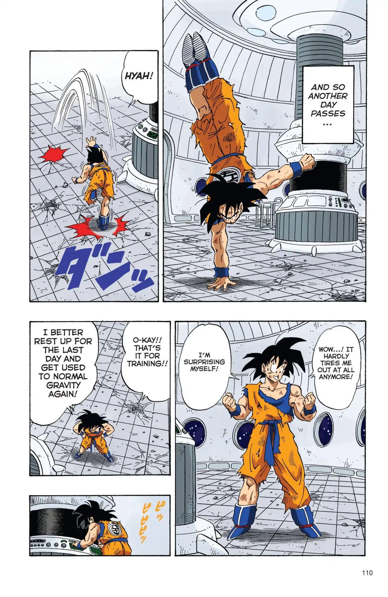Dragon Ball Full Color Freeza Arc Chapter 25  Online Free Manga Read Image 9