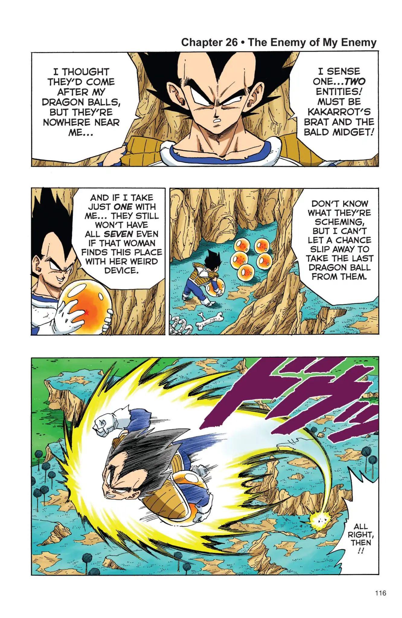 Dragon Ball Full Color Freeza Arc Chapter 26  Online Free Manga Read Image 1