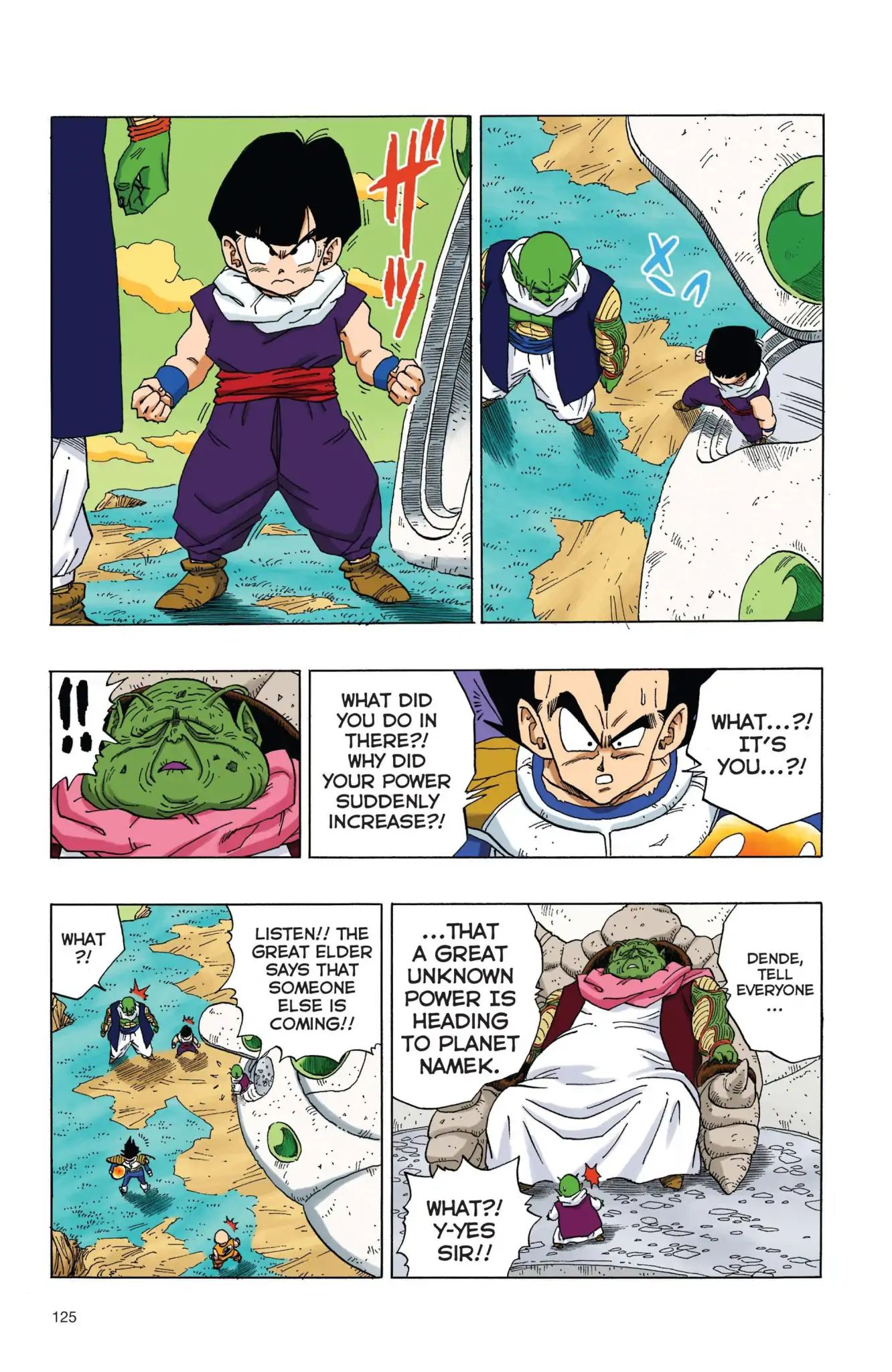 Dragon Ball Full Color Freeza Arc Chapter 26  Online Free Manga Read Image 10