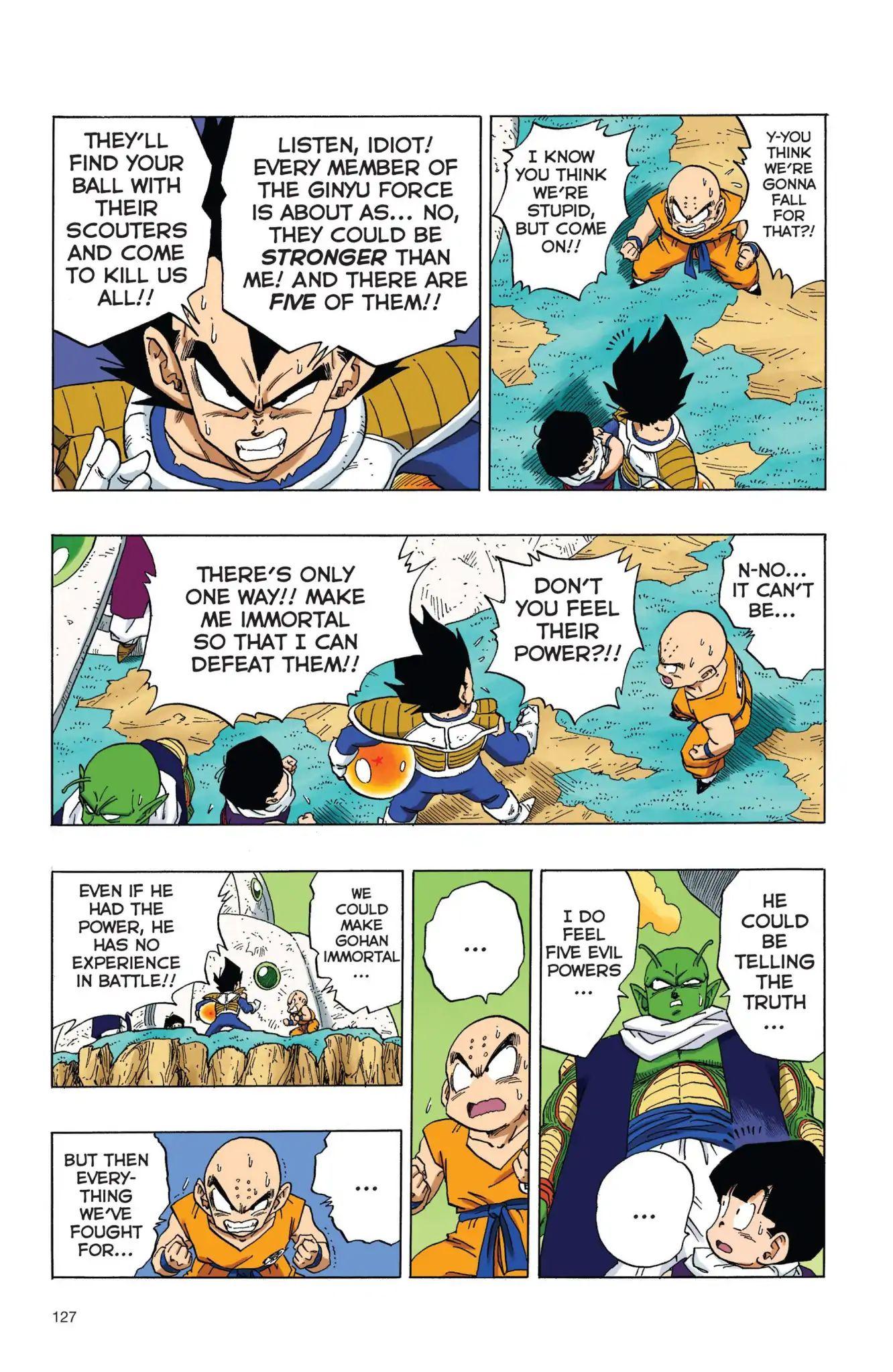 Dragon Ball Full Color Freeza Arc Chapter 26  Online Free Manga Read Image 12