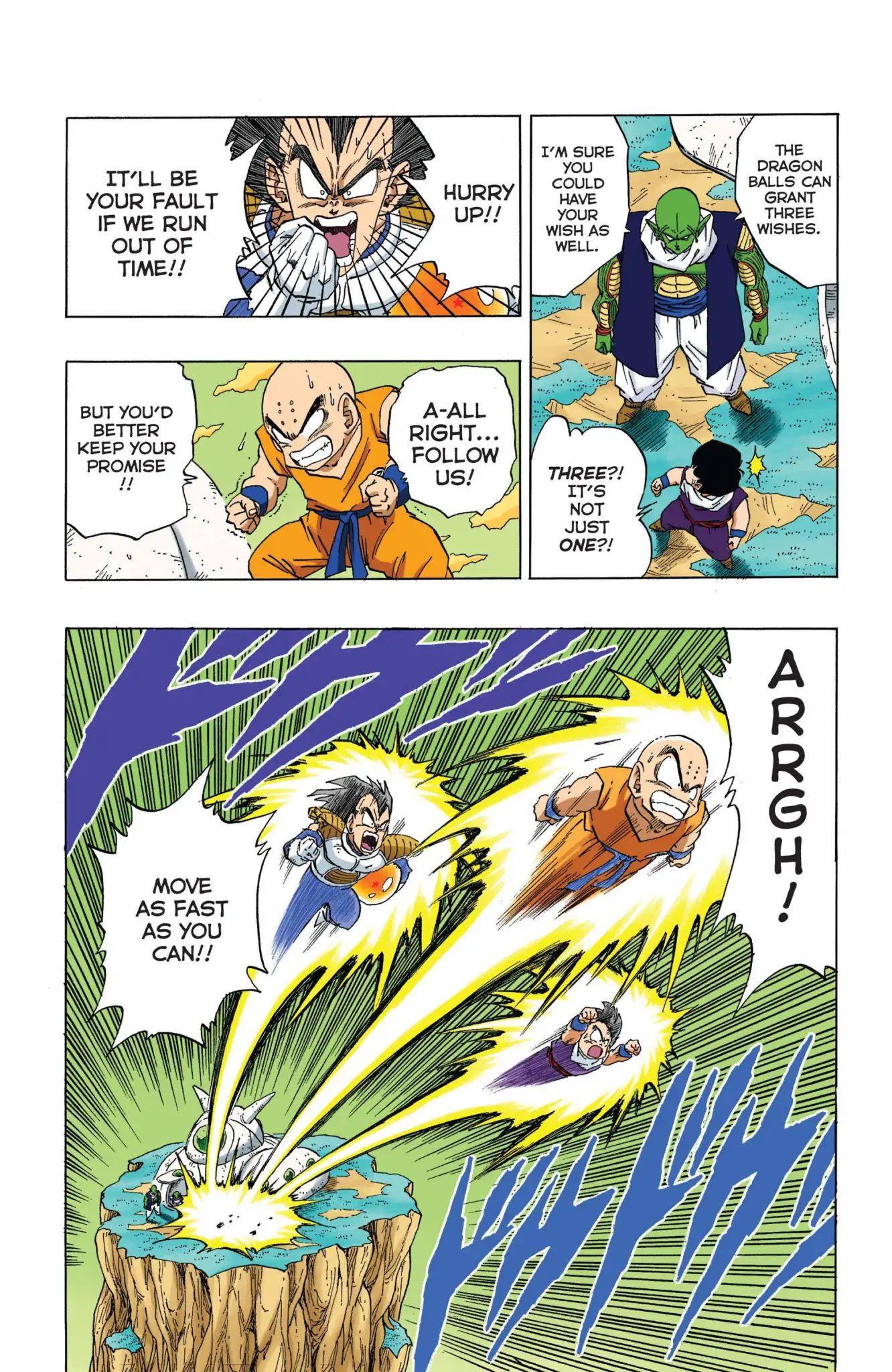 Dragon Ball Full Color Freeza Arc Chapter 26  Online Free Manga Read Image 13